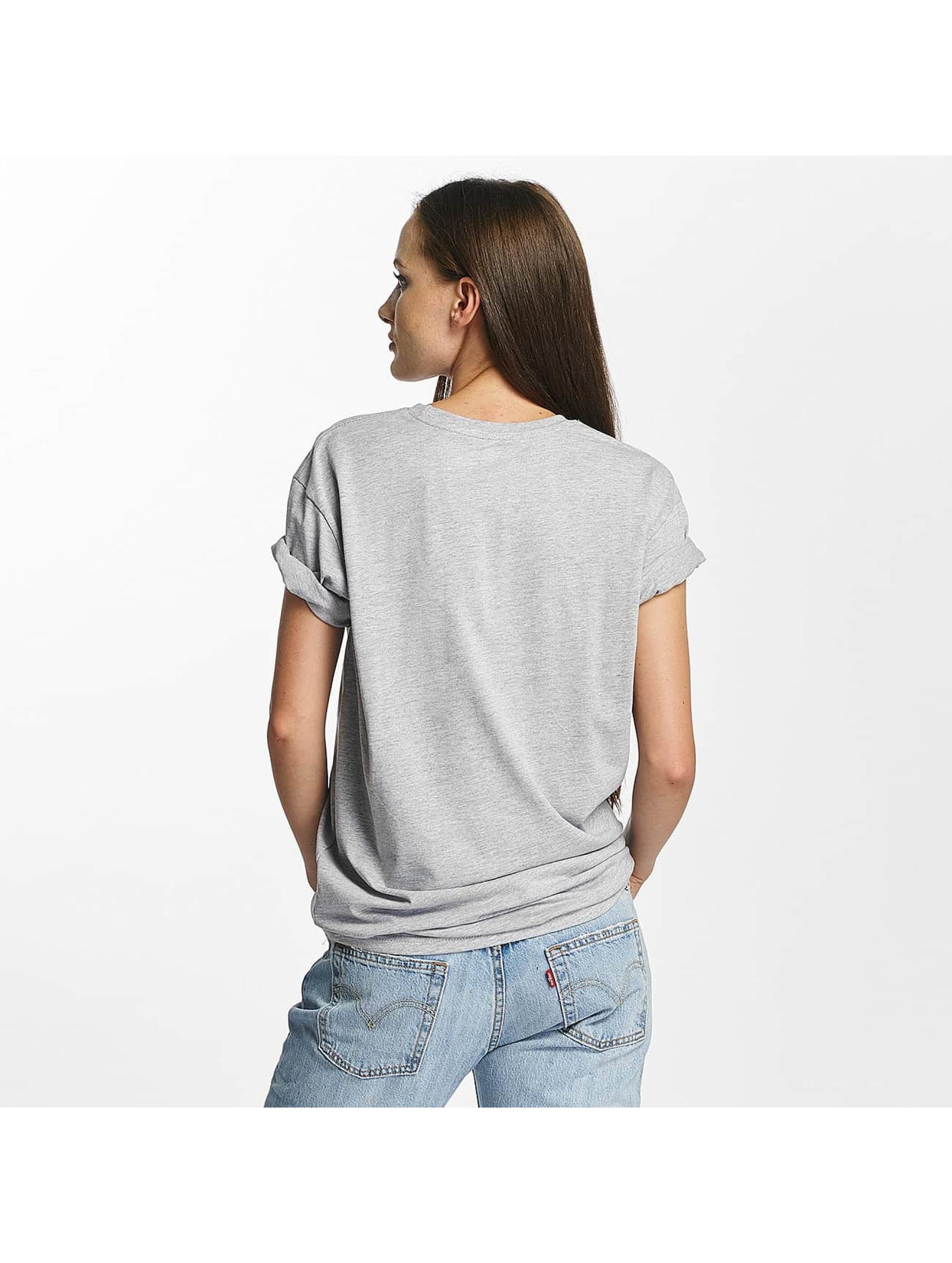 Cyprime T-shirts Holmium Oversized grå
