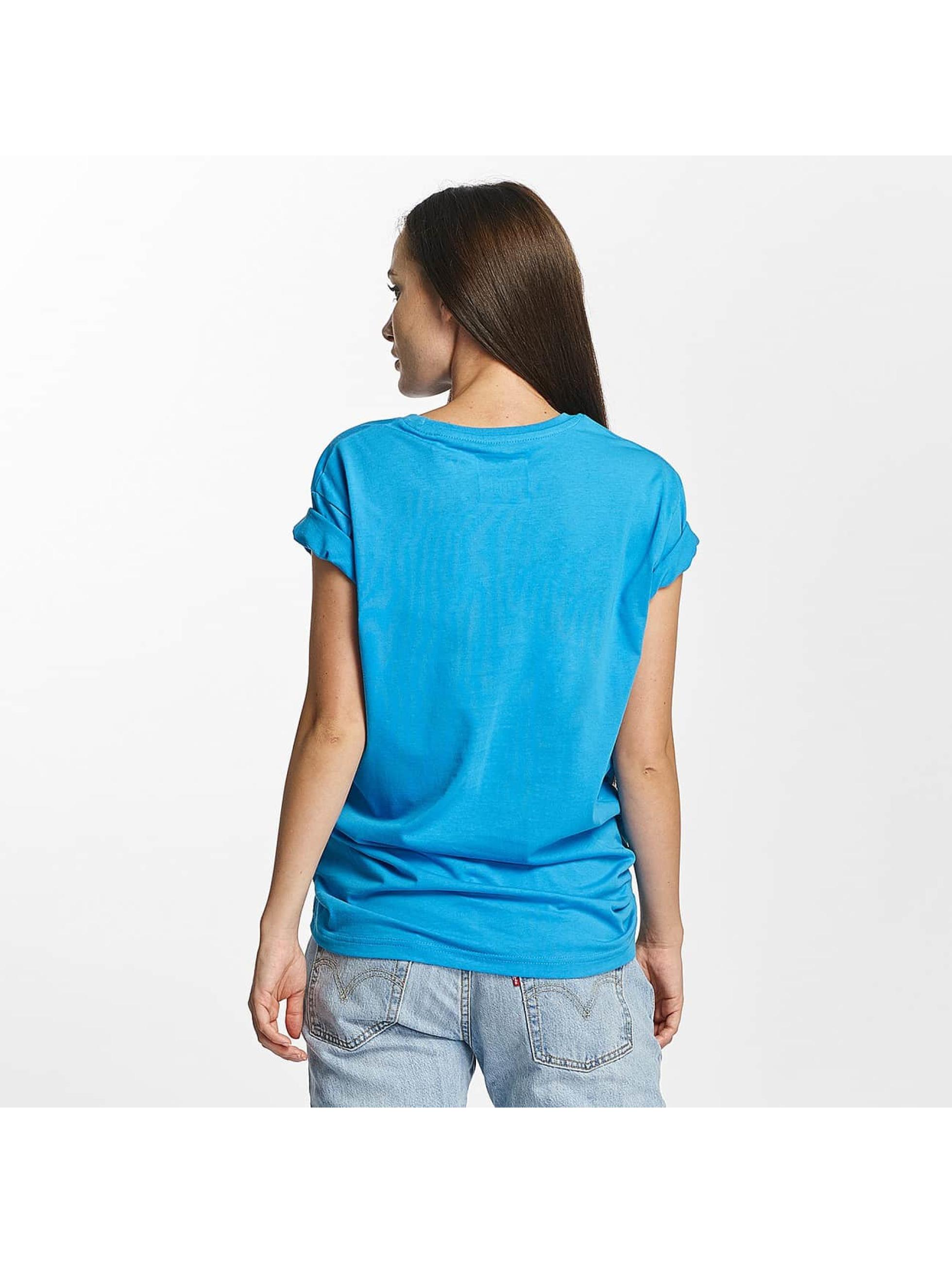 Cyprime T-shirts Cerium Oversized turkis