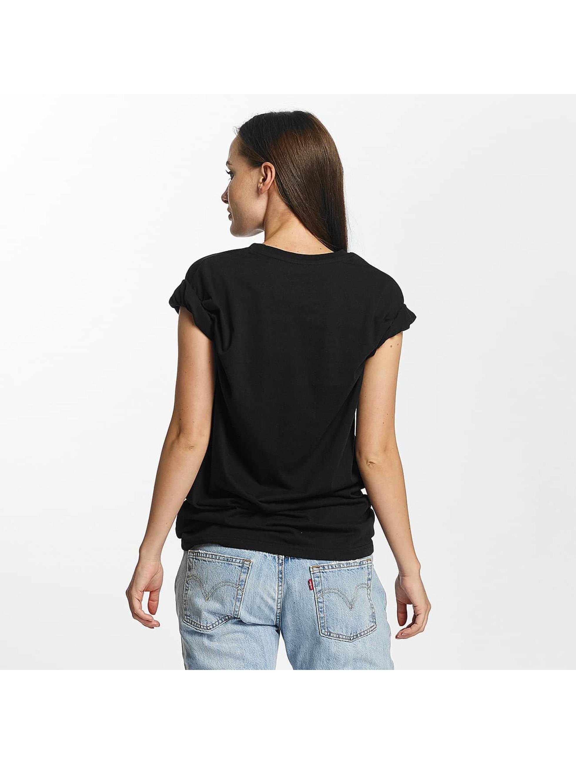 Cyprime T-Shirty Holmium Oversized czarny