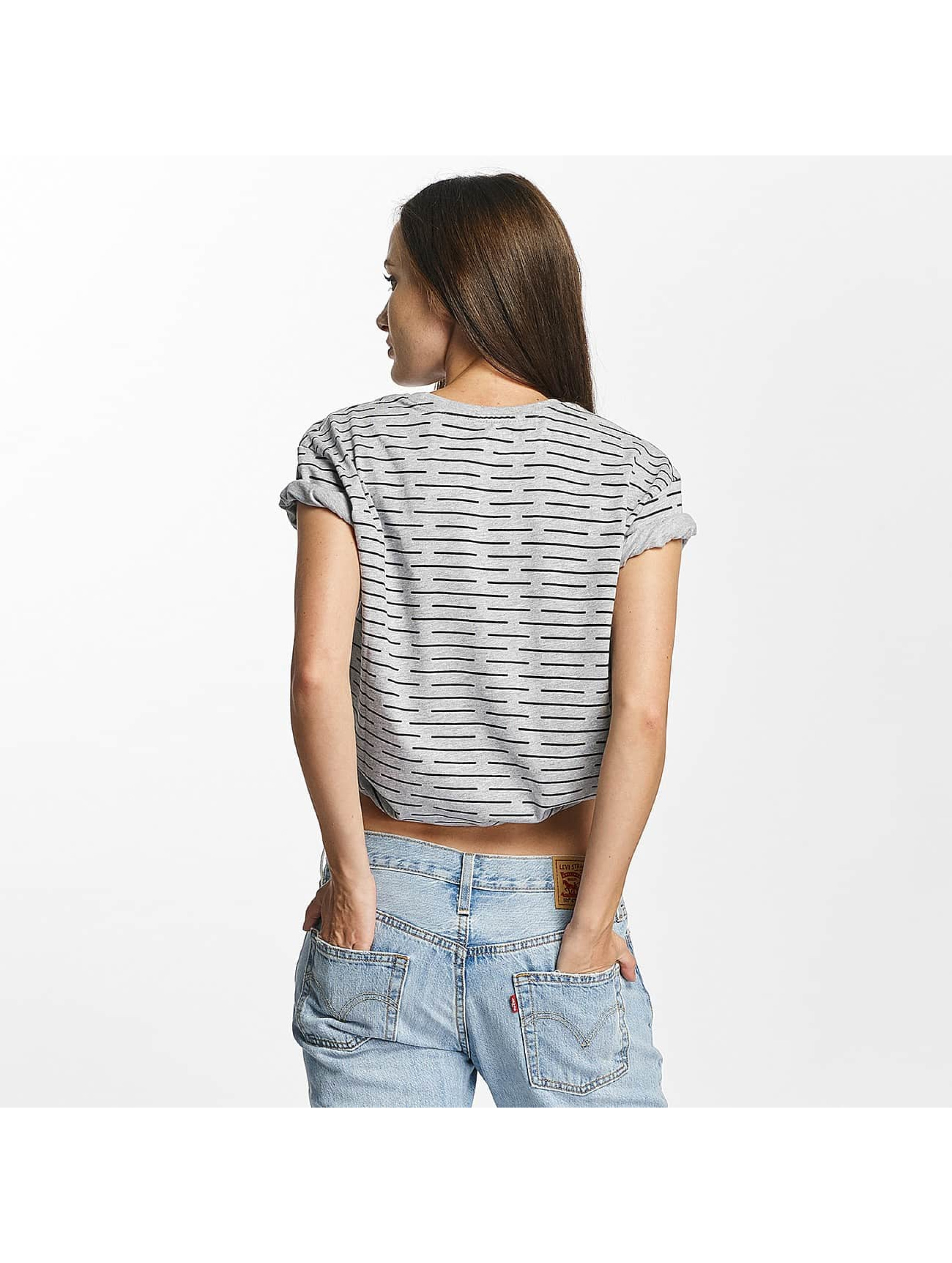 Cyprime T-Shirty Carbon Oversized szary