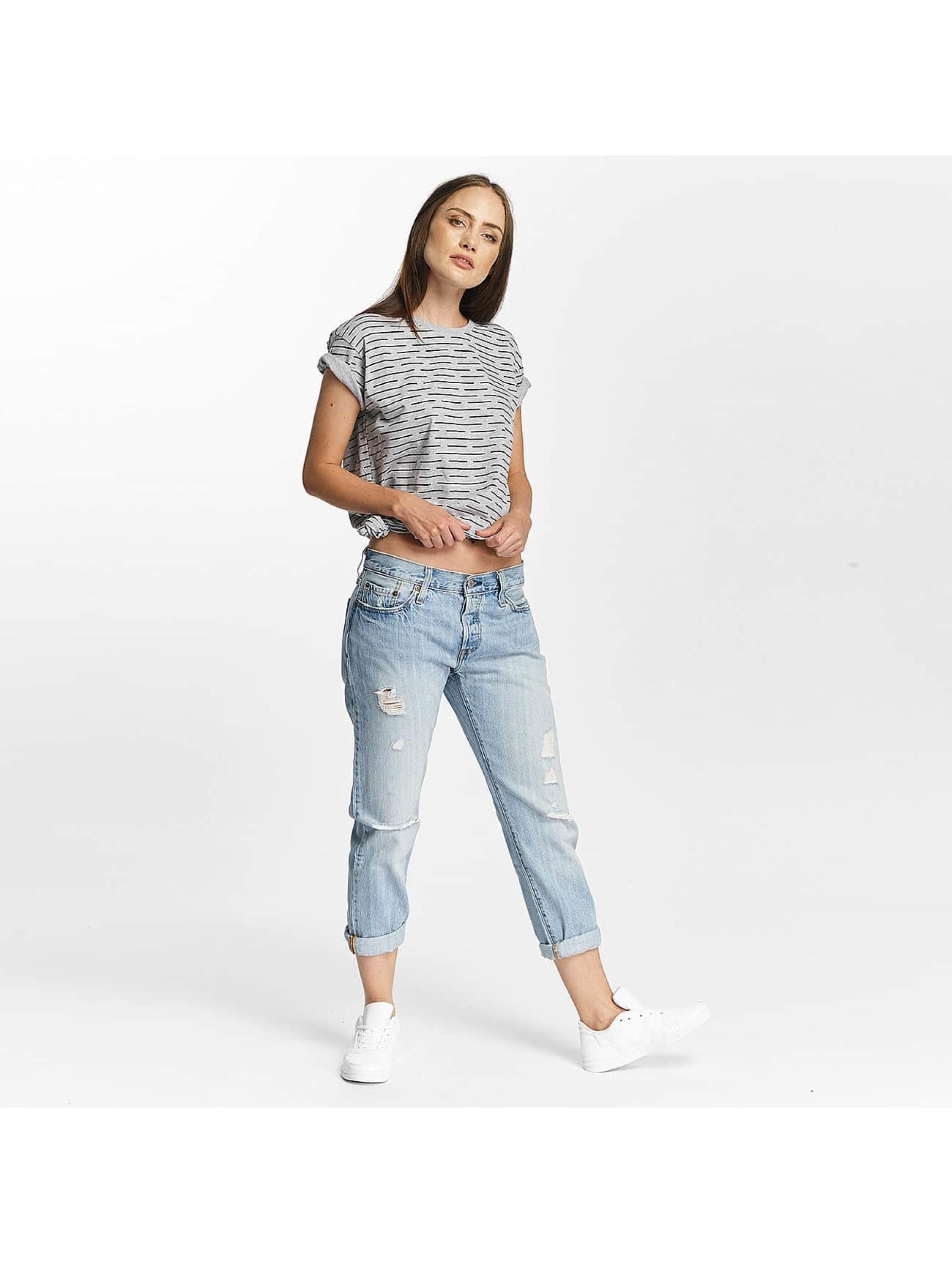 Cyprime T-skjorter Carbon Oversized grå