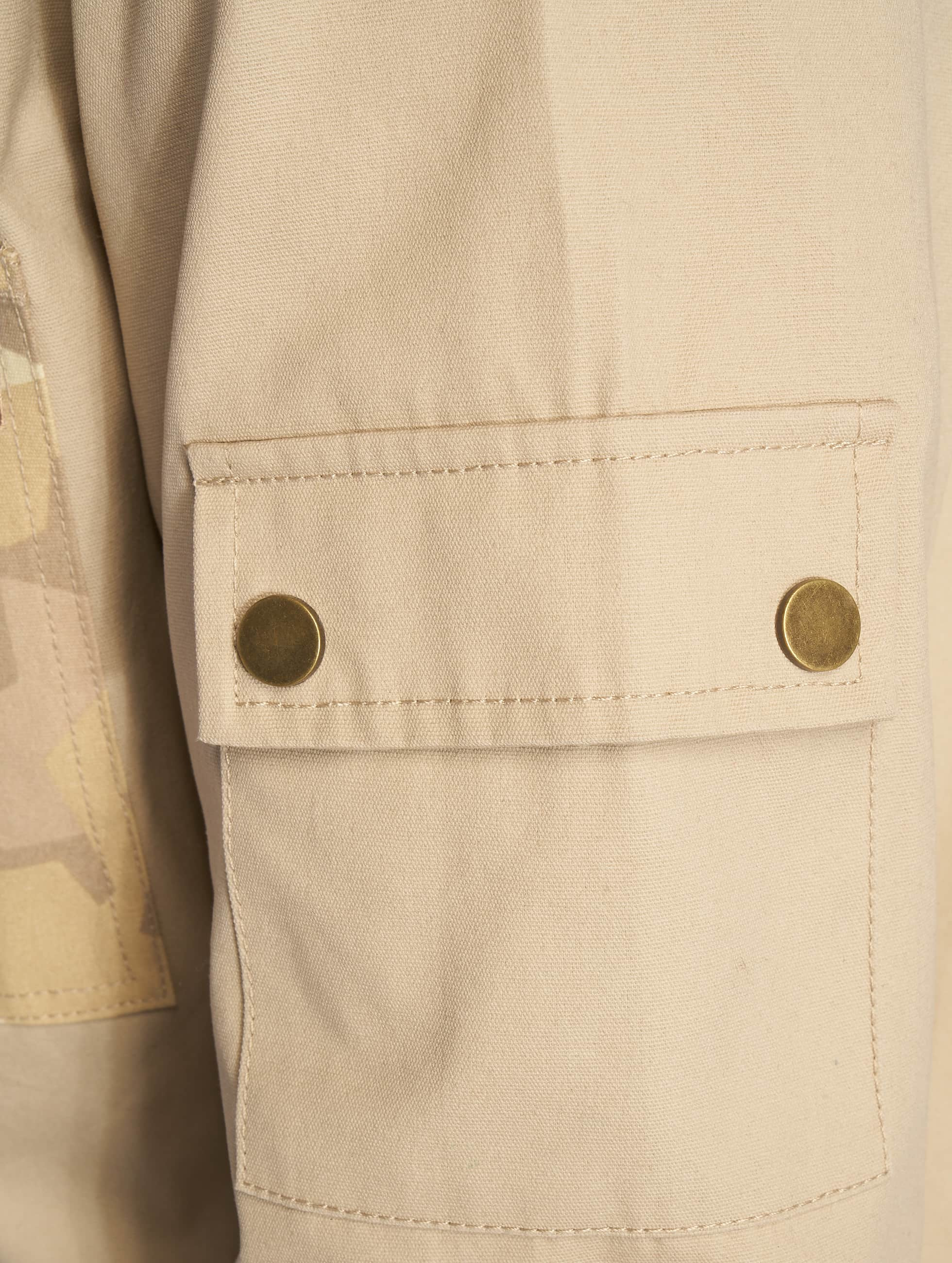 Cyprime Transitional Jackets Moonstone beige