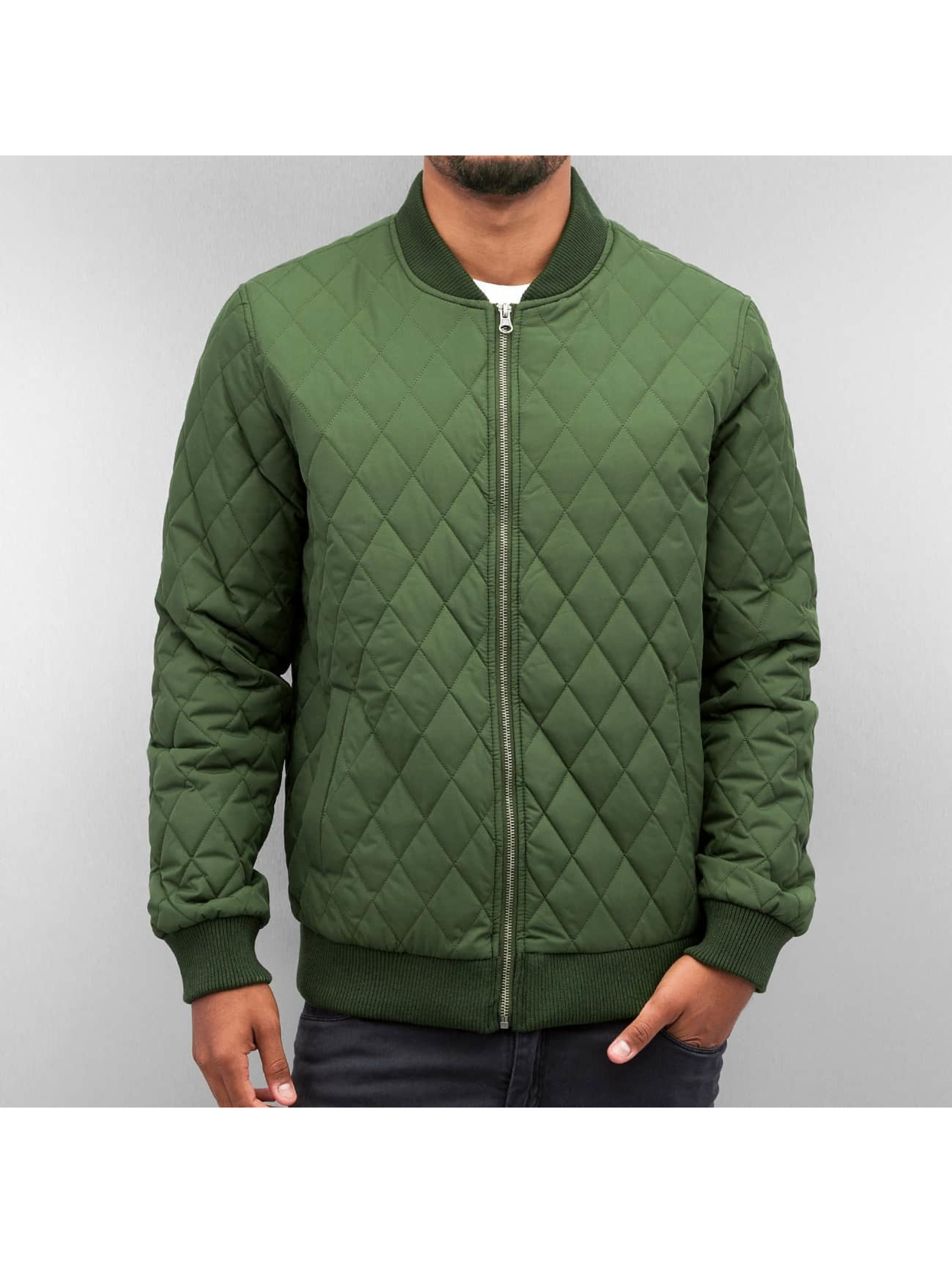 Cyprime Transitional Jackets Quilted oliven