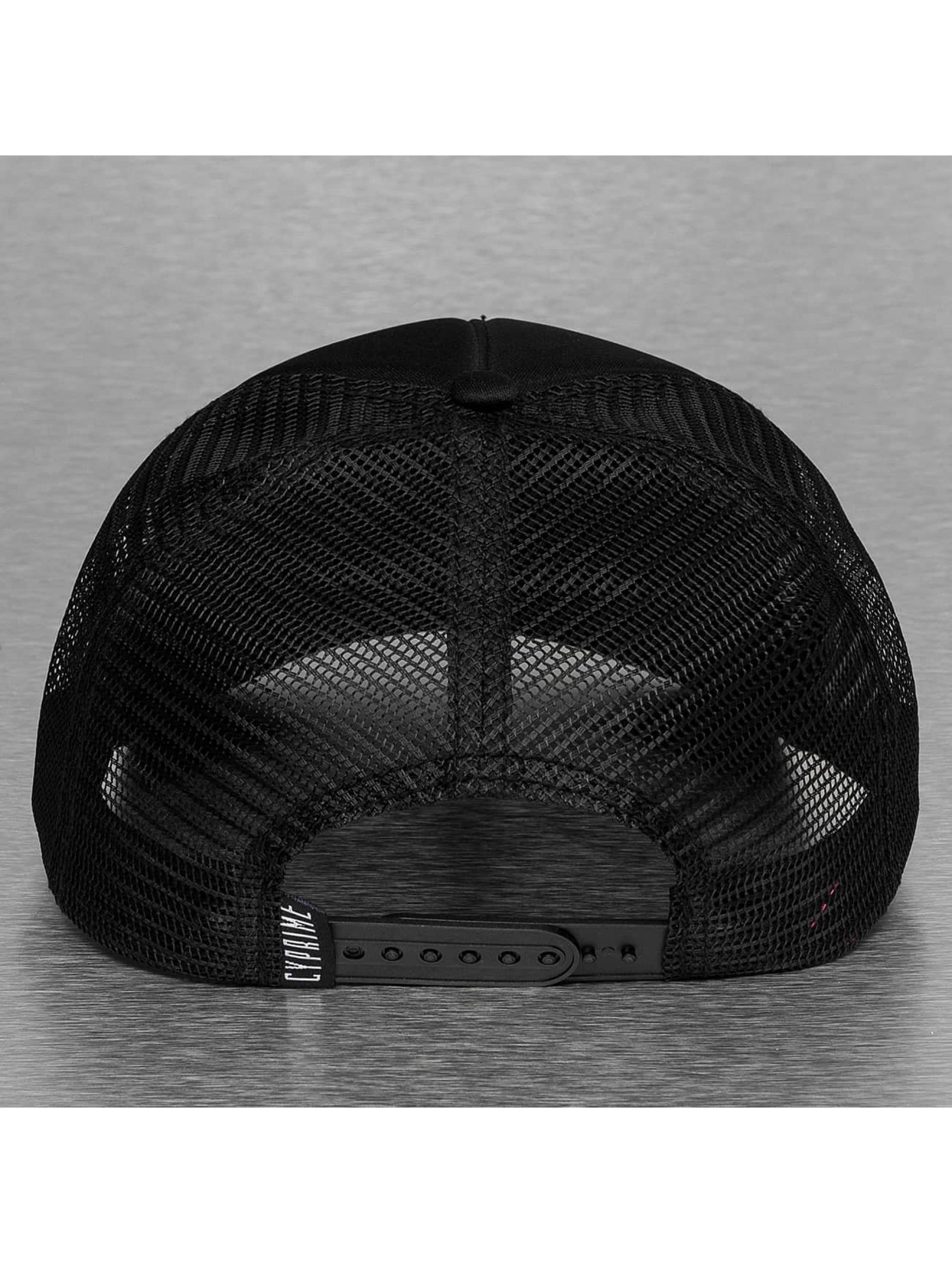 Cyprime Trucker Cap Basic black