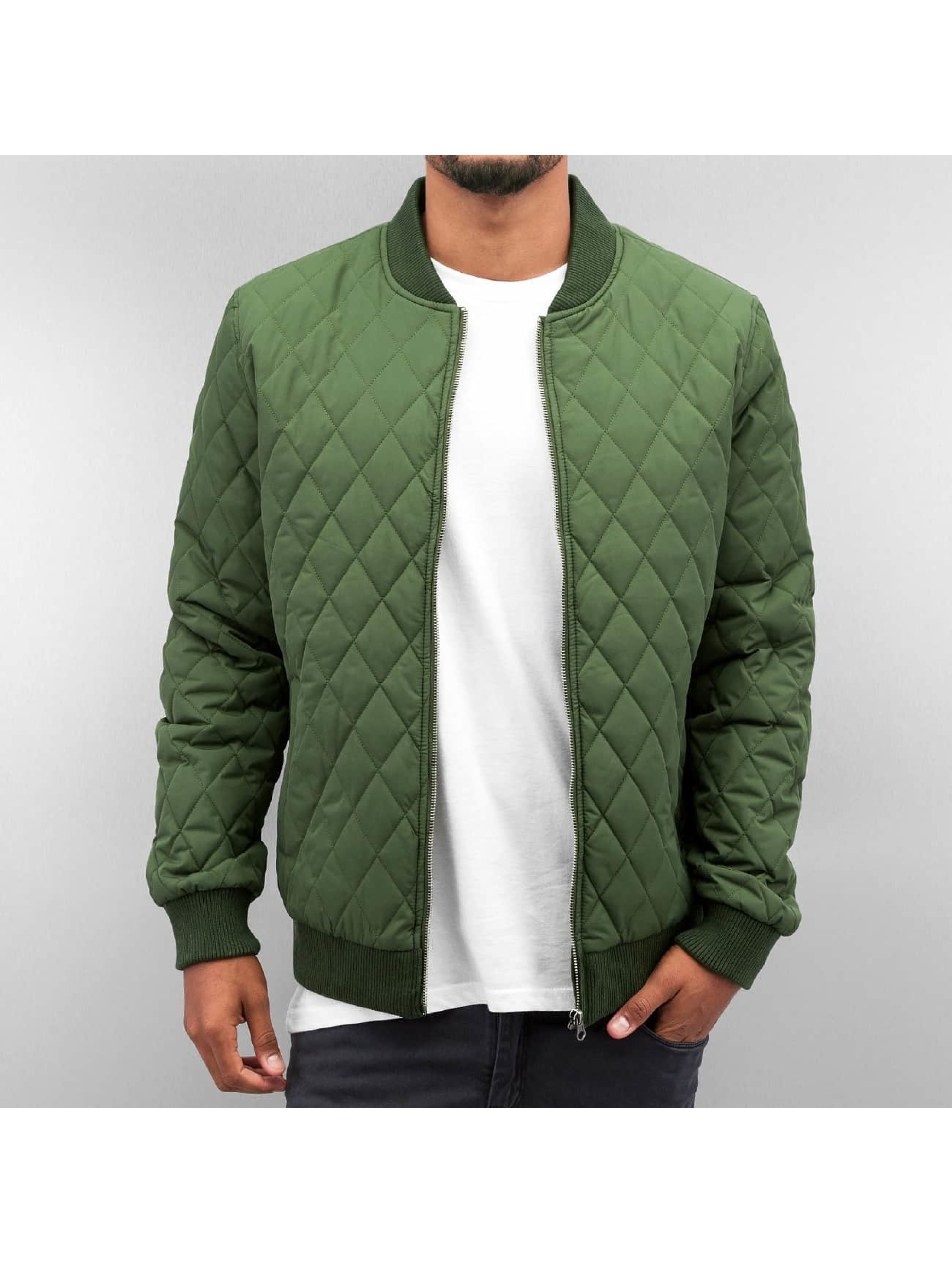 Cyprime Übergangsjacke Quilted olive