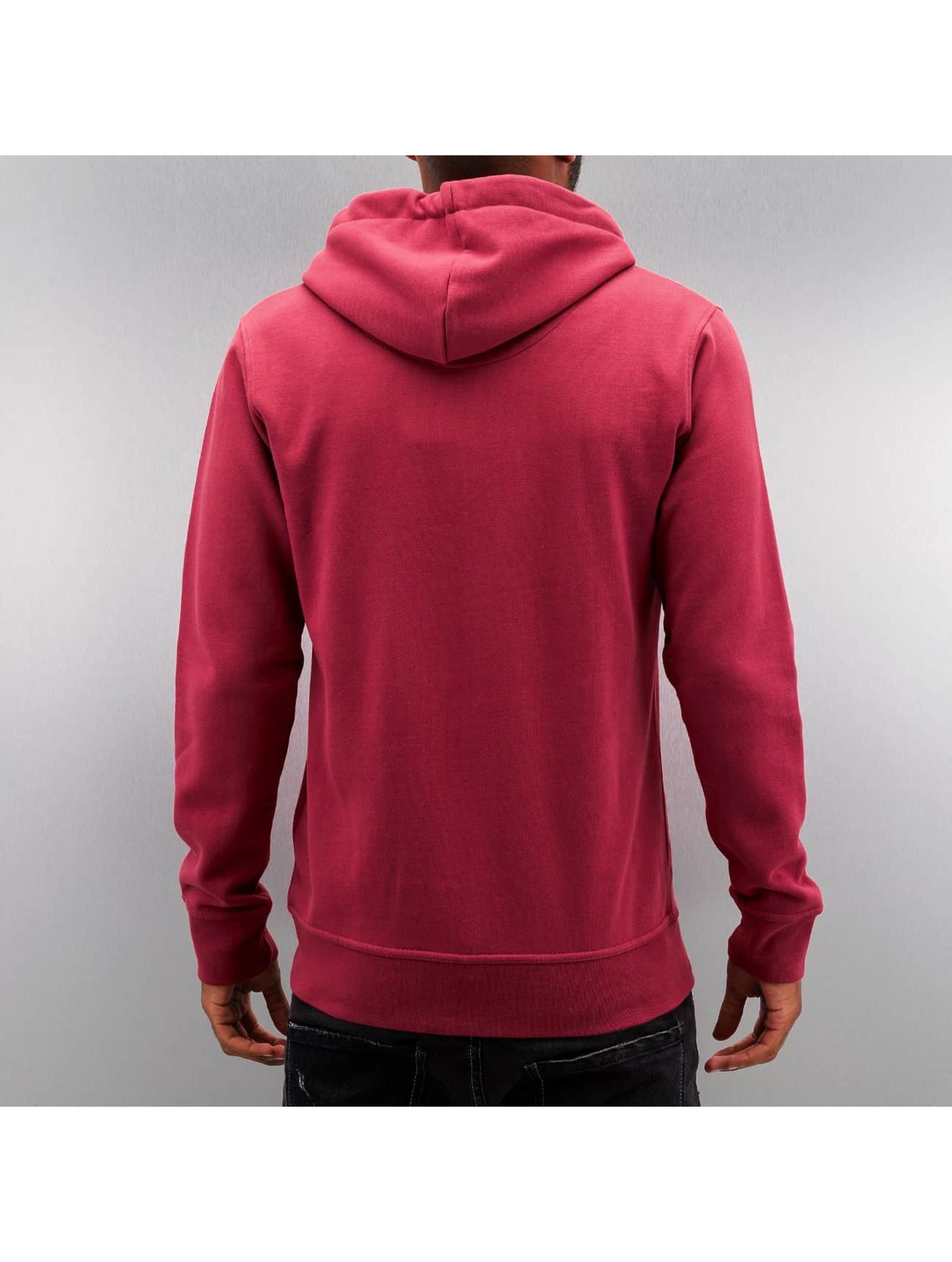 Cyprime Zip Hoodie Basic красный