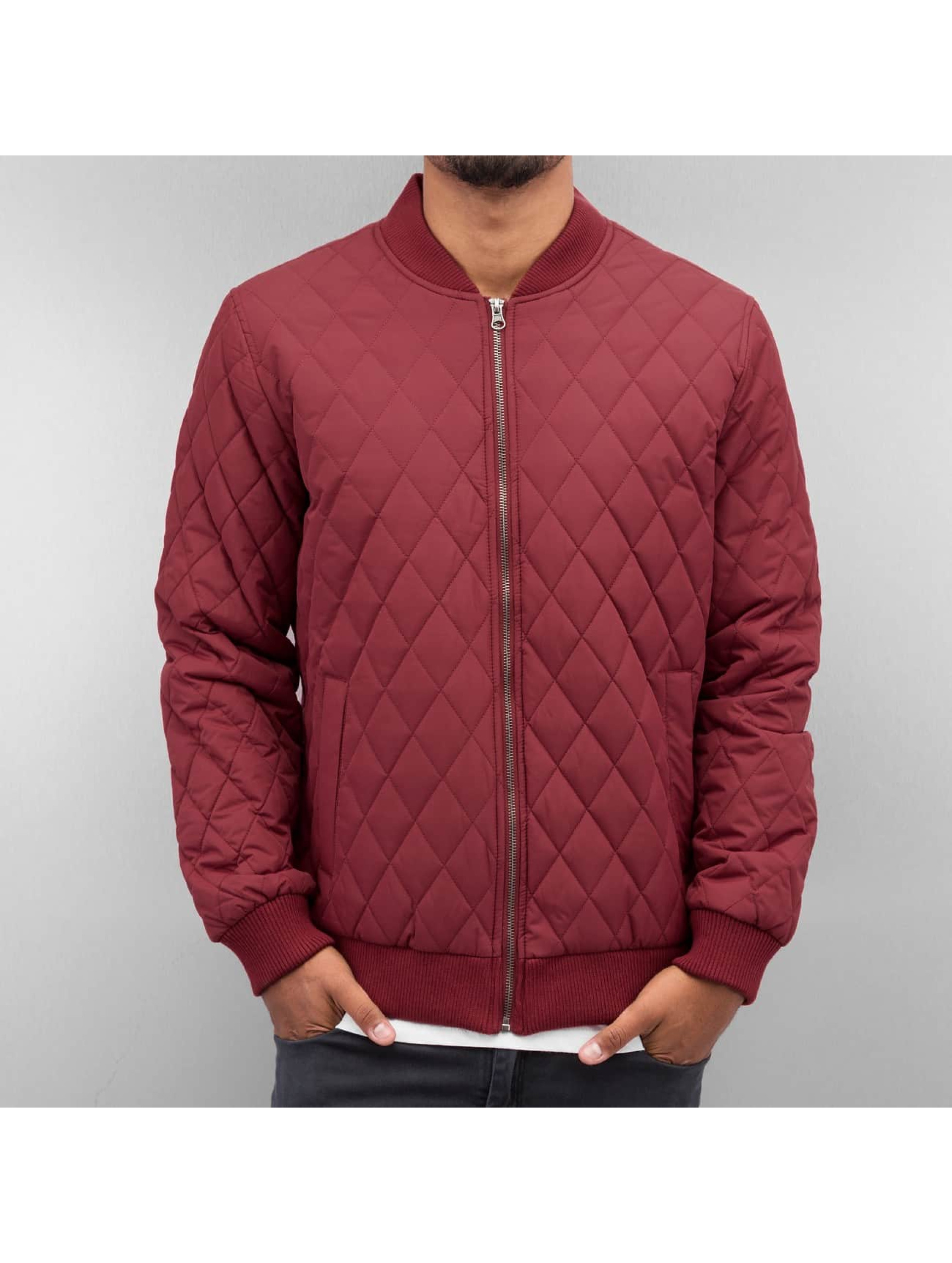 Cyprime Zomerjas Quilted rood