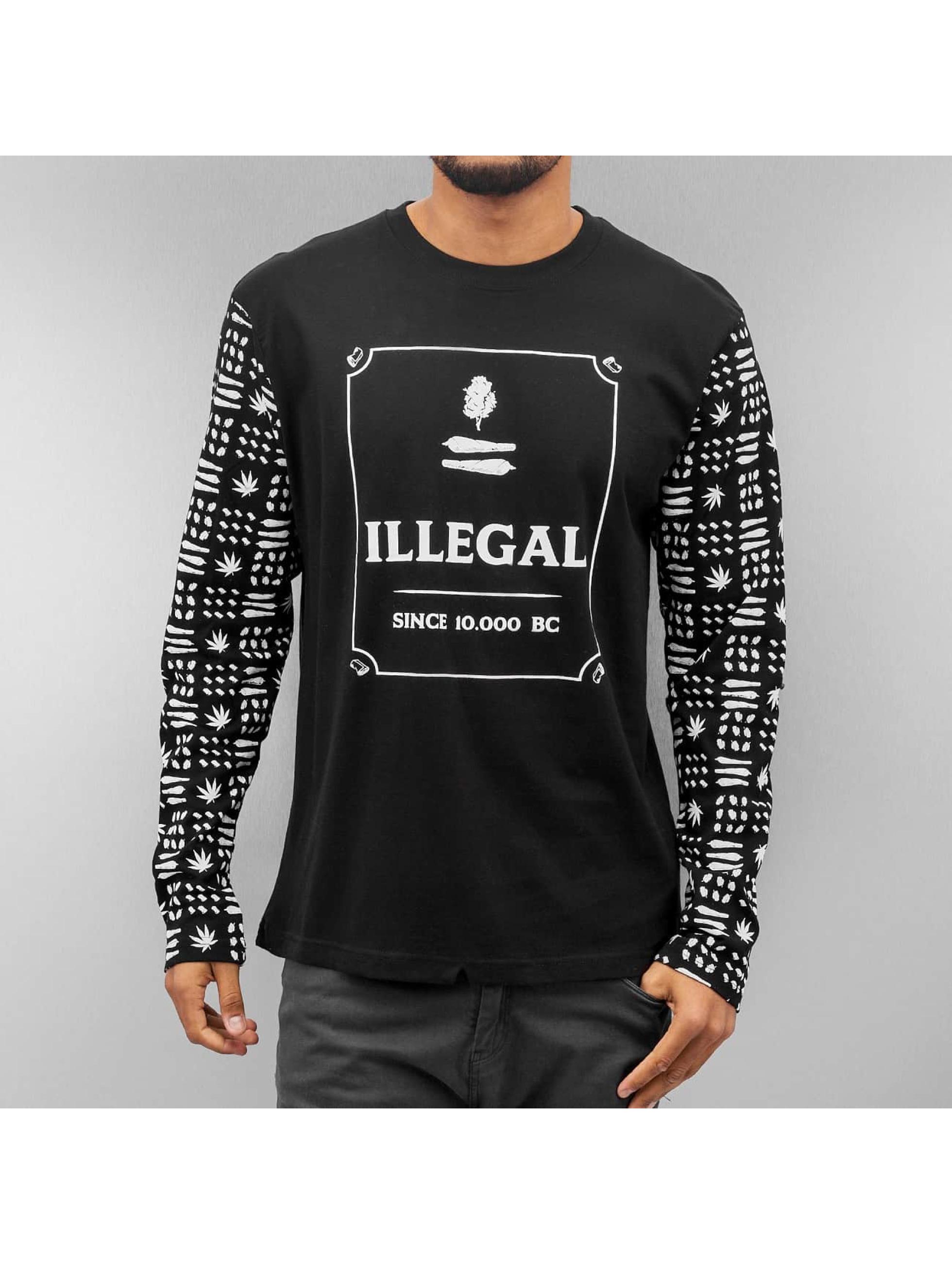 Dangerous DNGRS Водолазка Illegal черный