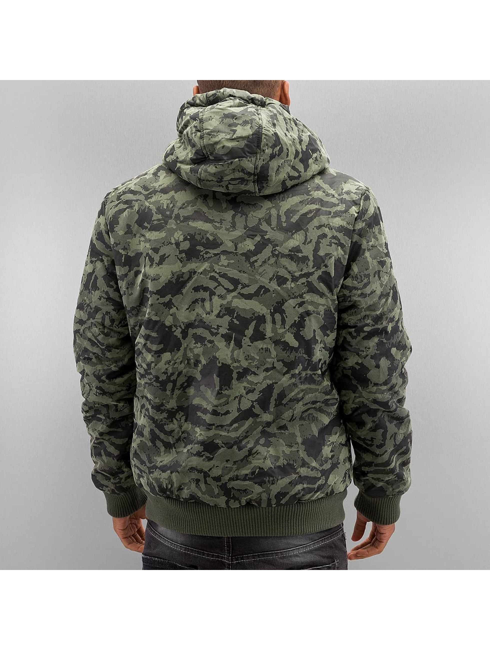 Dangerous DNGRS Зимняя куртка Camo камуфляж
