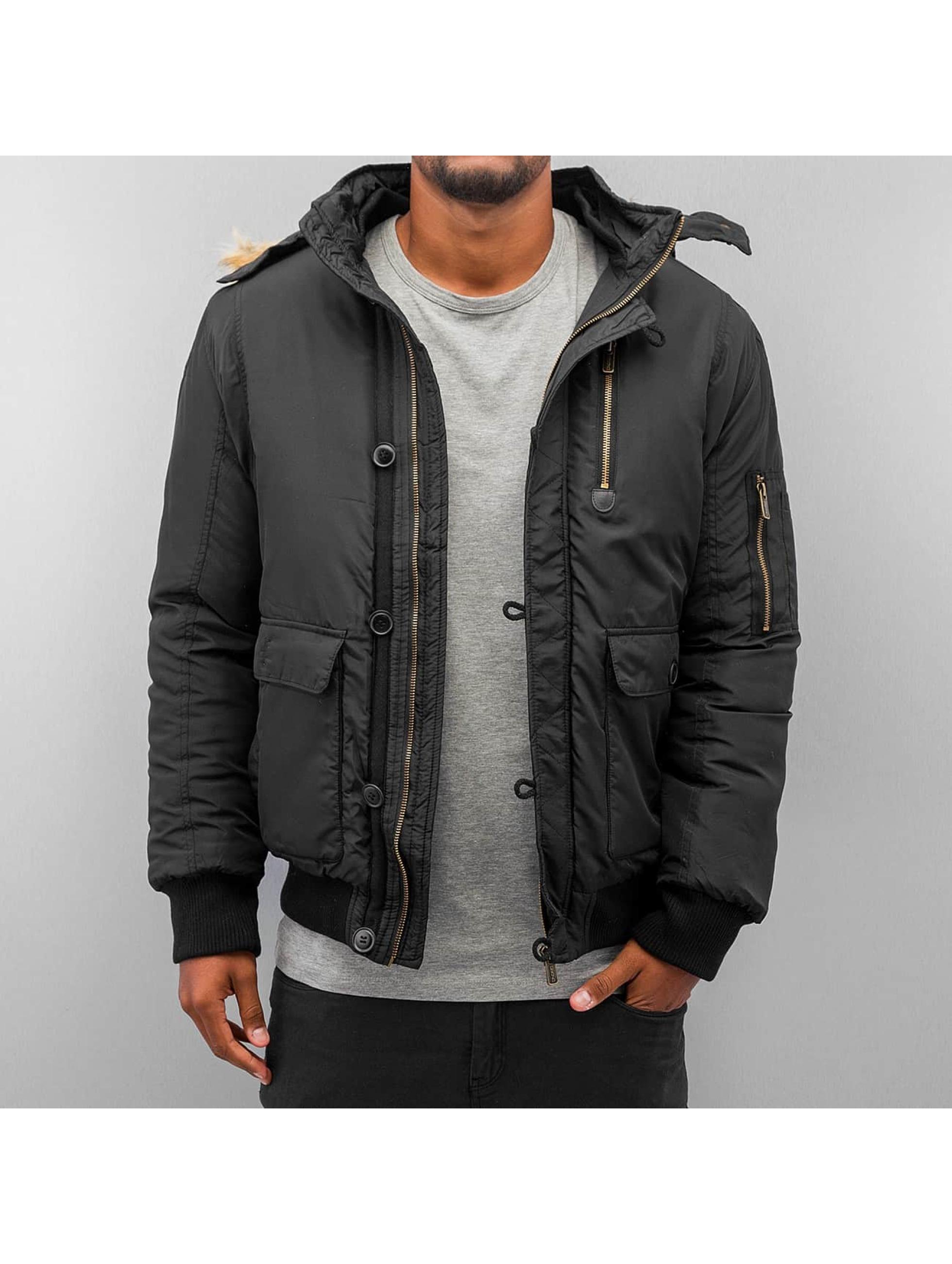 Dangerous DNGRS Зимняя куртка Storm черный