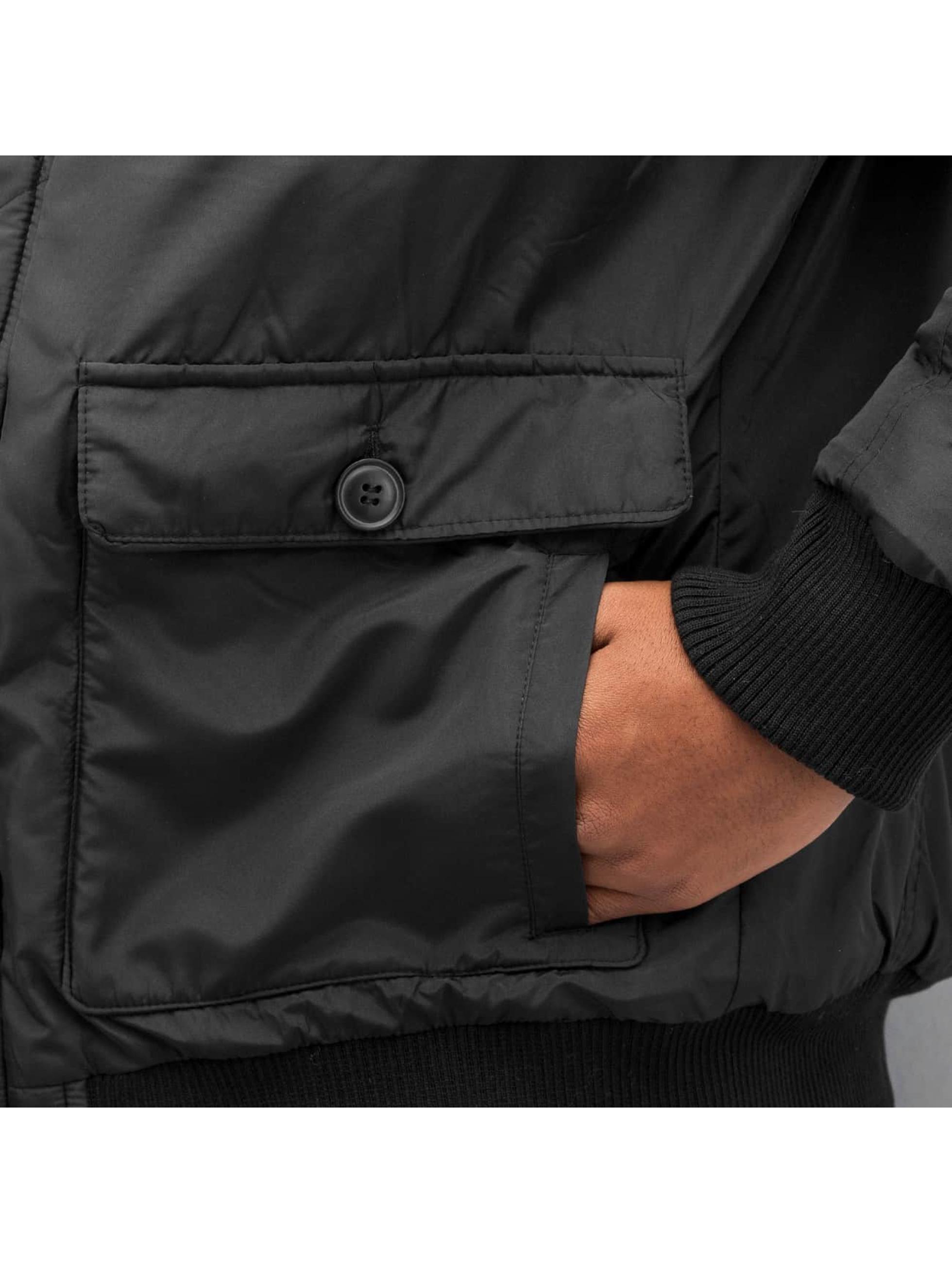 Dangerous DNGRS Зимняя куртка Storm II черный