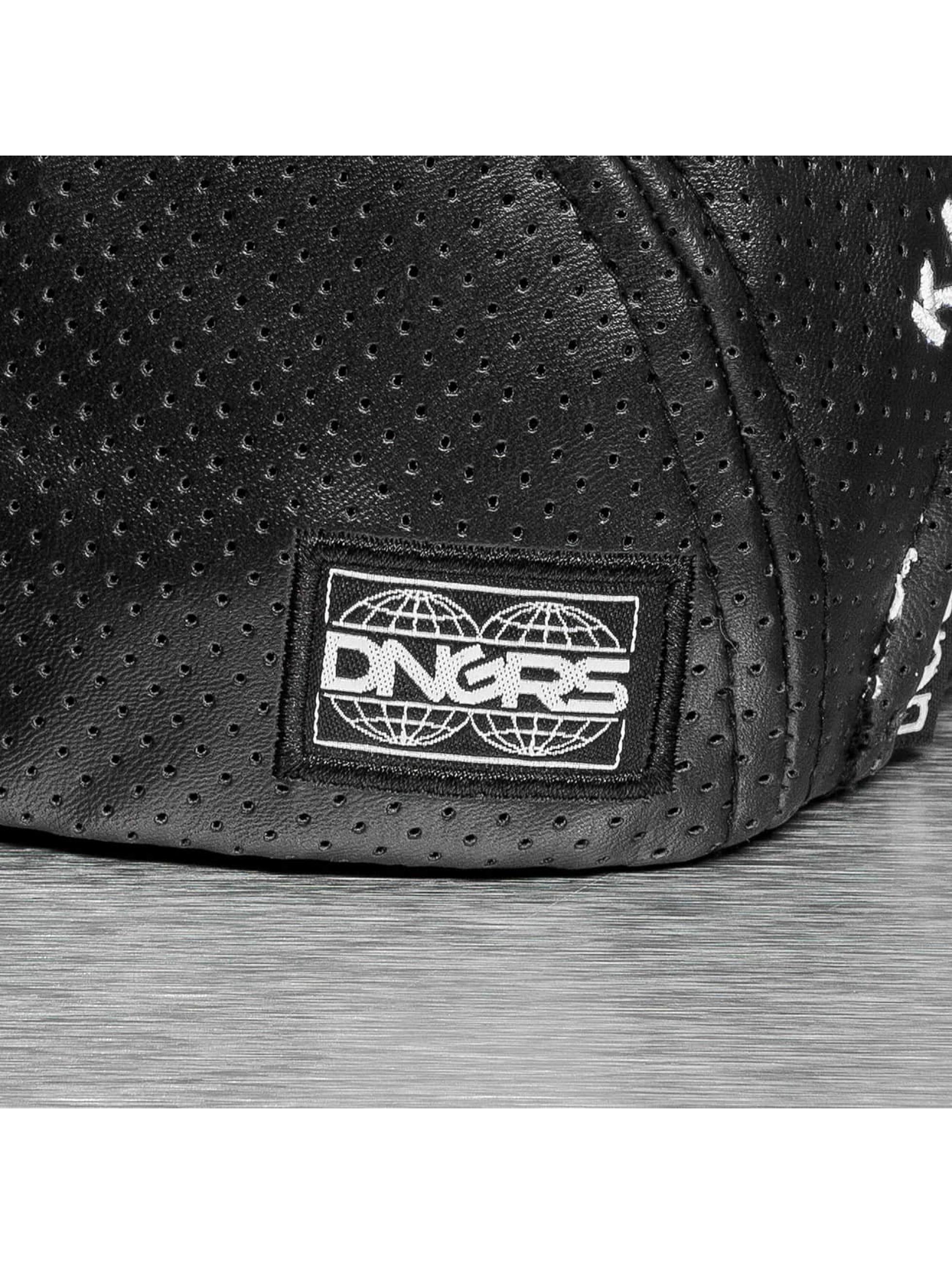 Dangerous DNGRS Кепка с застёжкой Logo черный