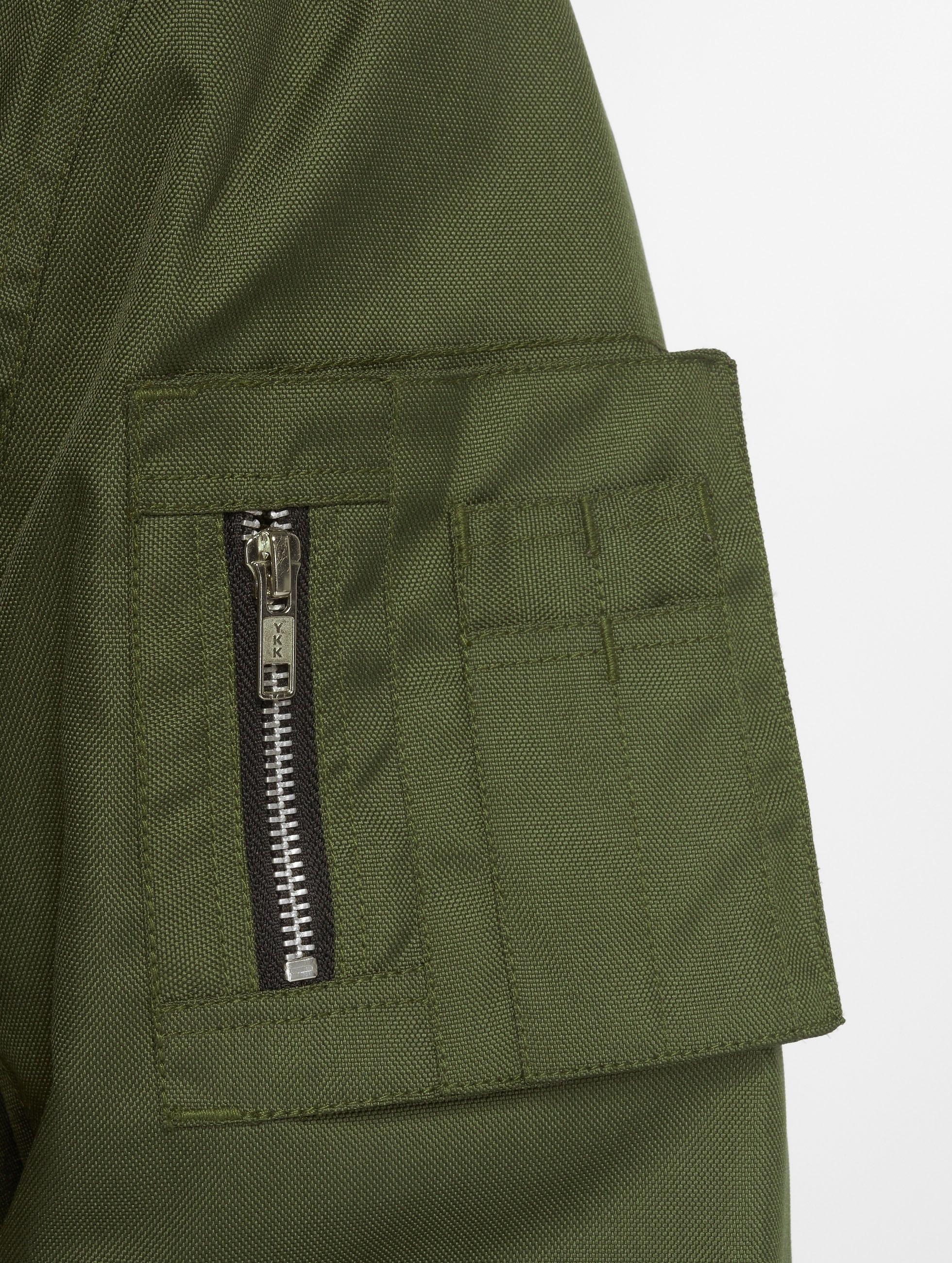 Dangerous DNGRS Куртка-бомбардир Classic оливковый