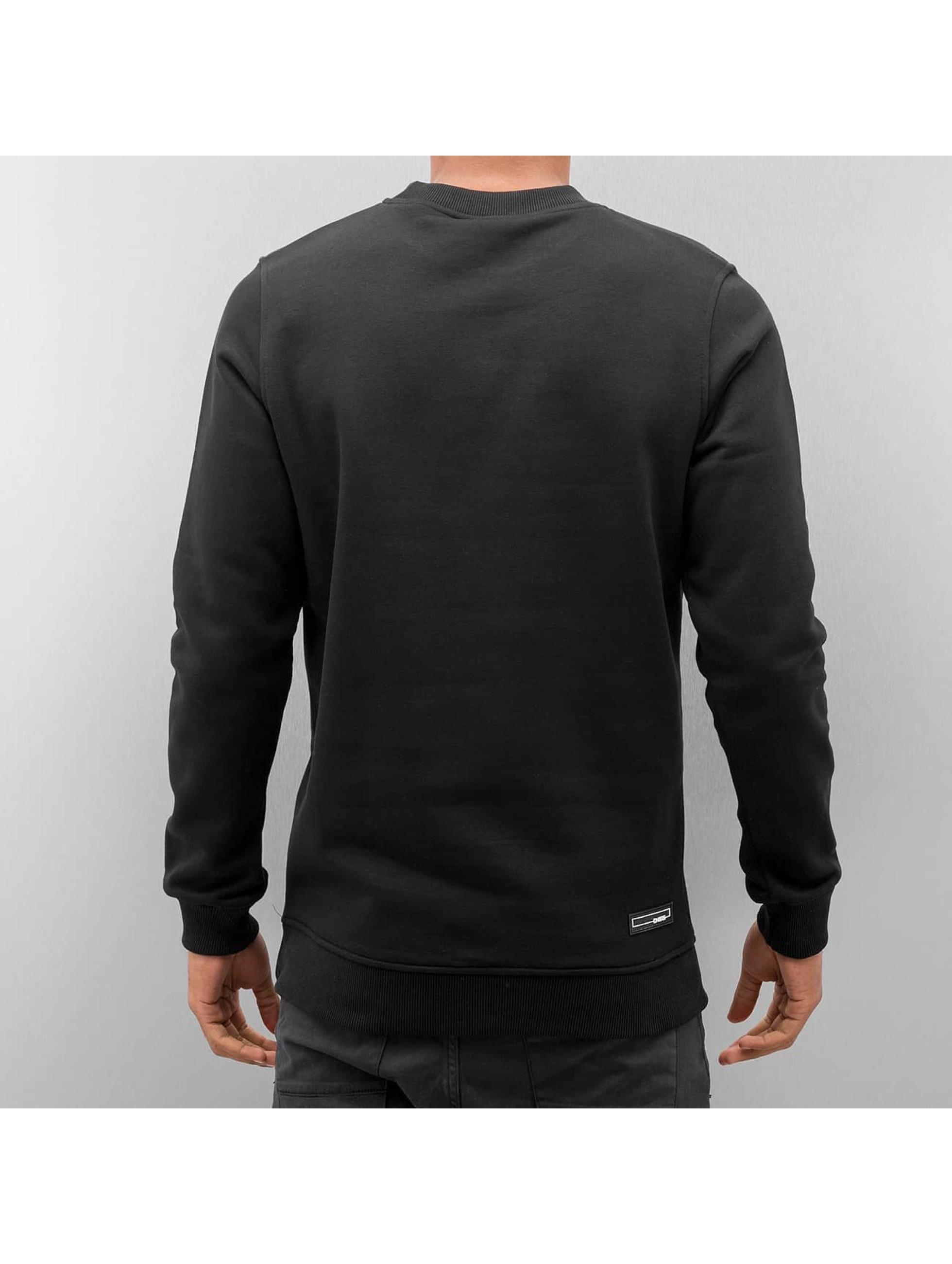 Dangerous DNGRS Пуловер BAH черный
