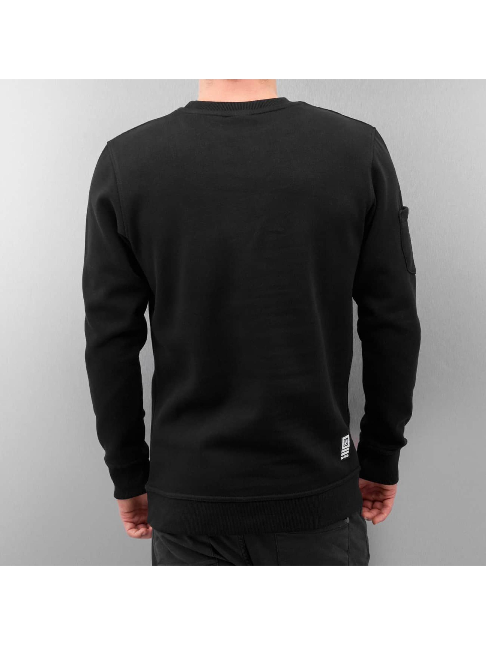 Dangerous DNGRS Пуловер Advisory черный