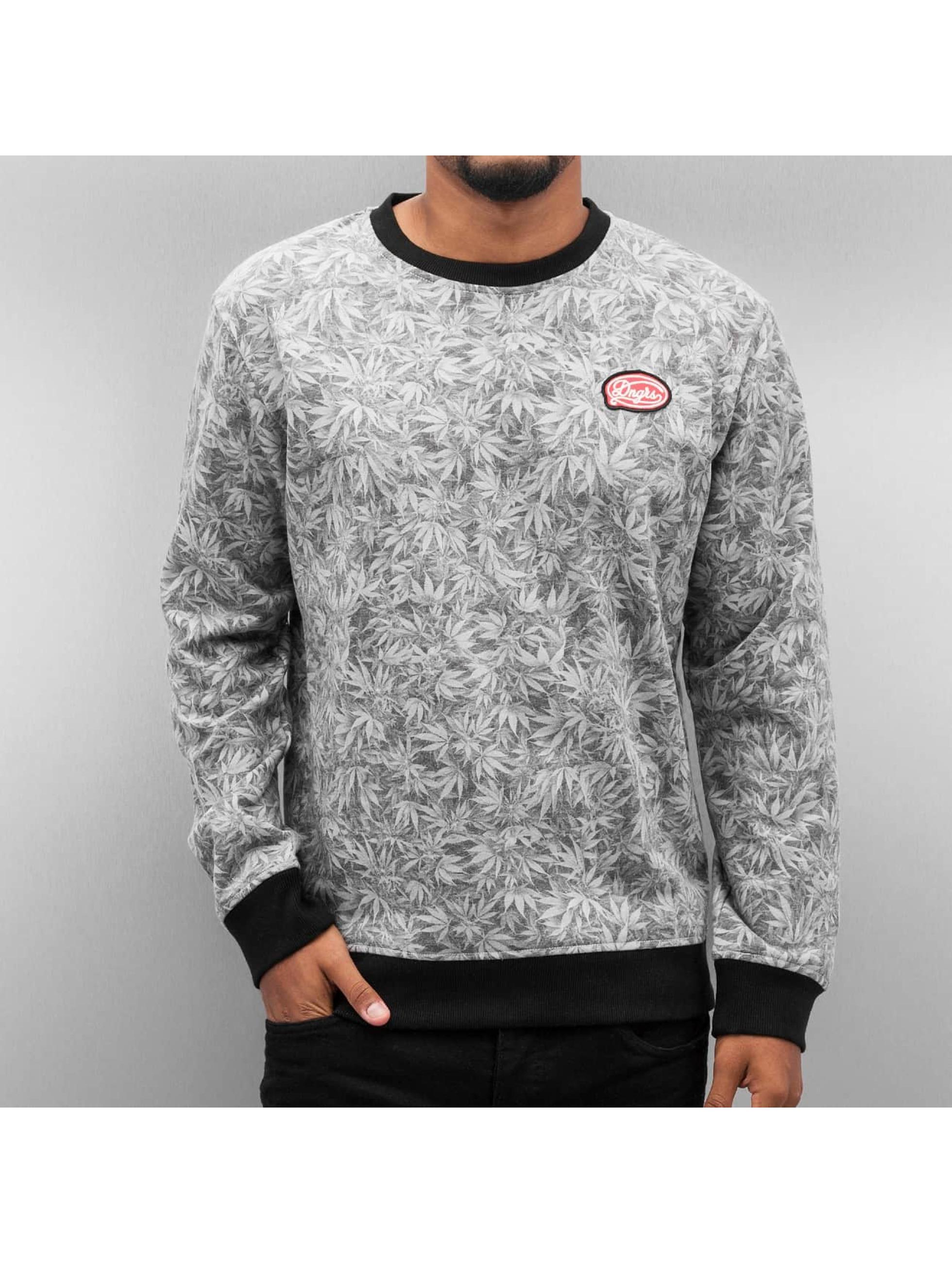 Dangerous DNGRS Пуловер Peyo черный