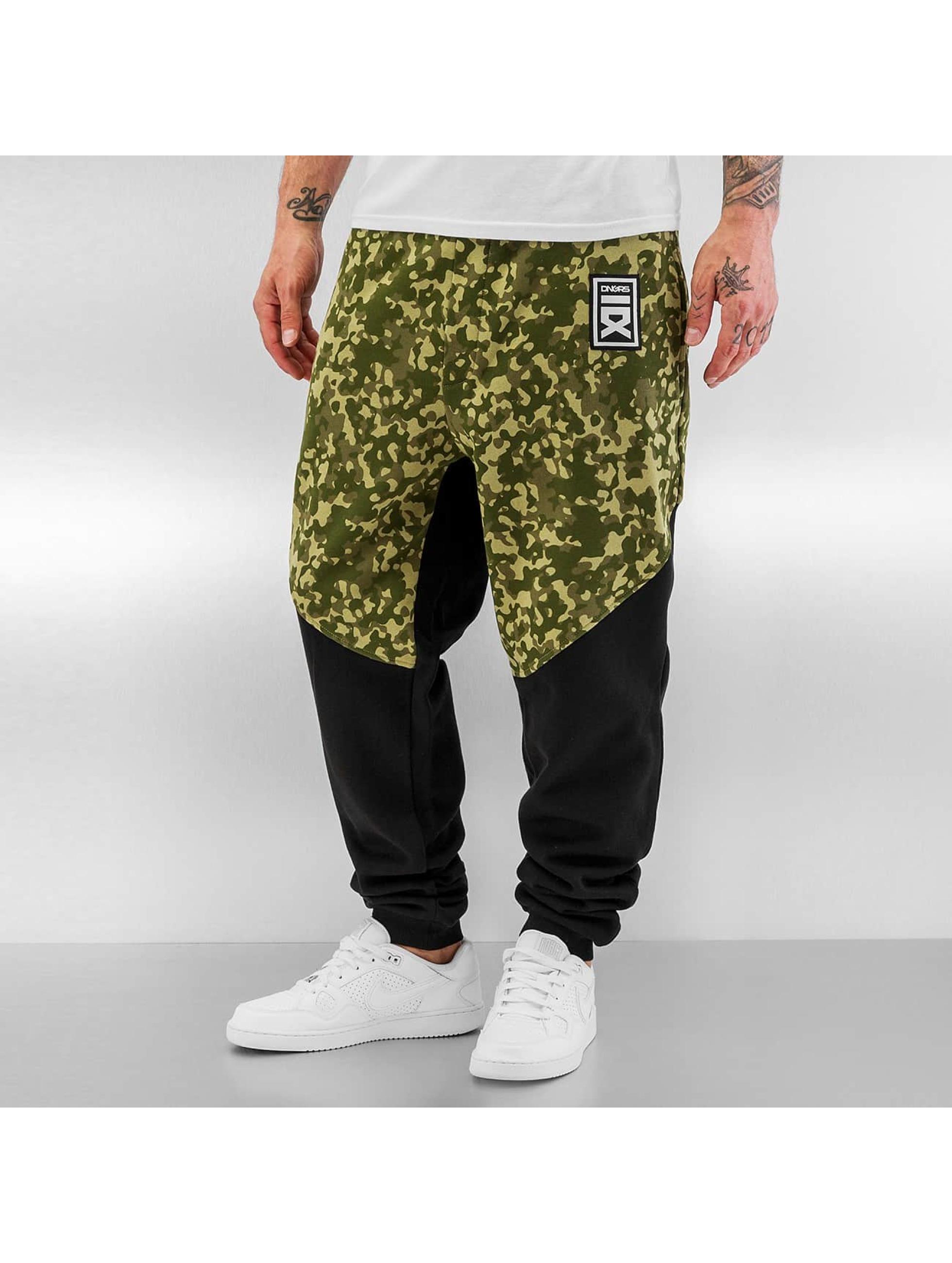 Dangerous DNGRS Спортивные брюки Spandau камуфляж