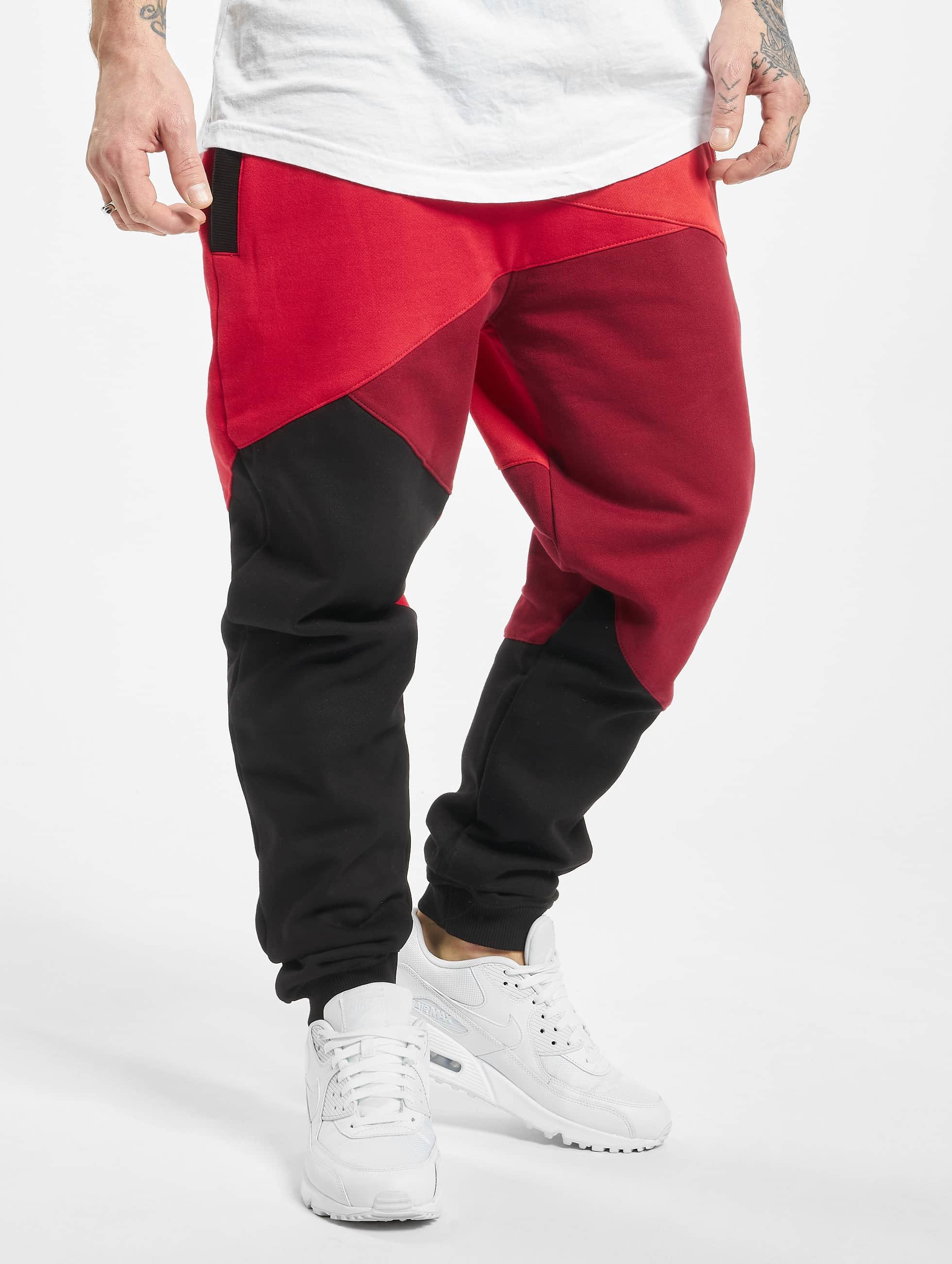 Dangerous DNGRS Спортивные брюки Locotay Race City красный