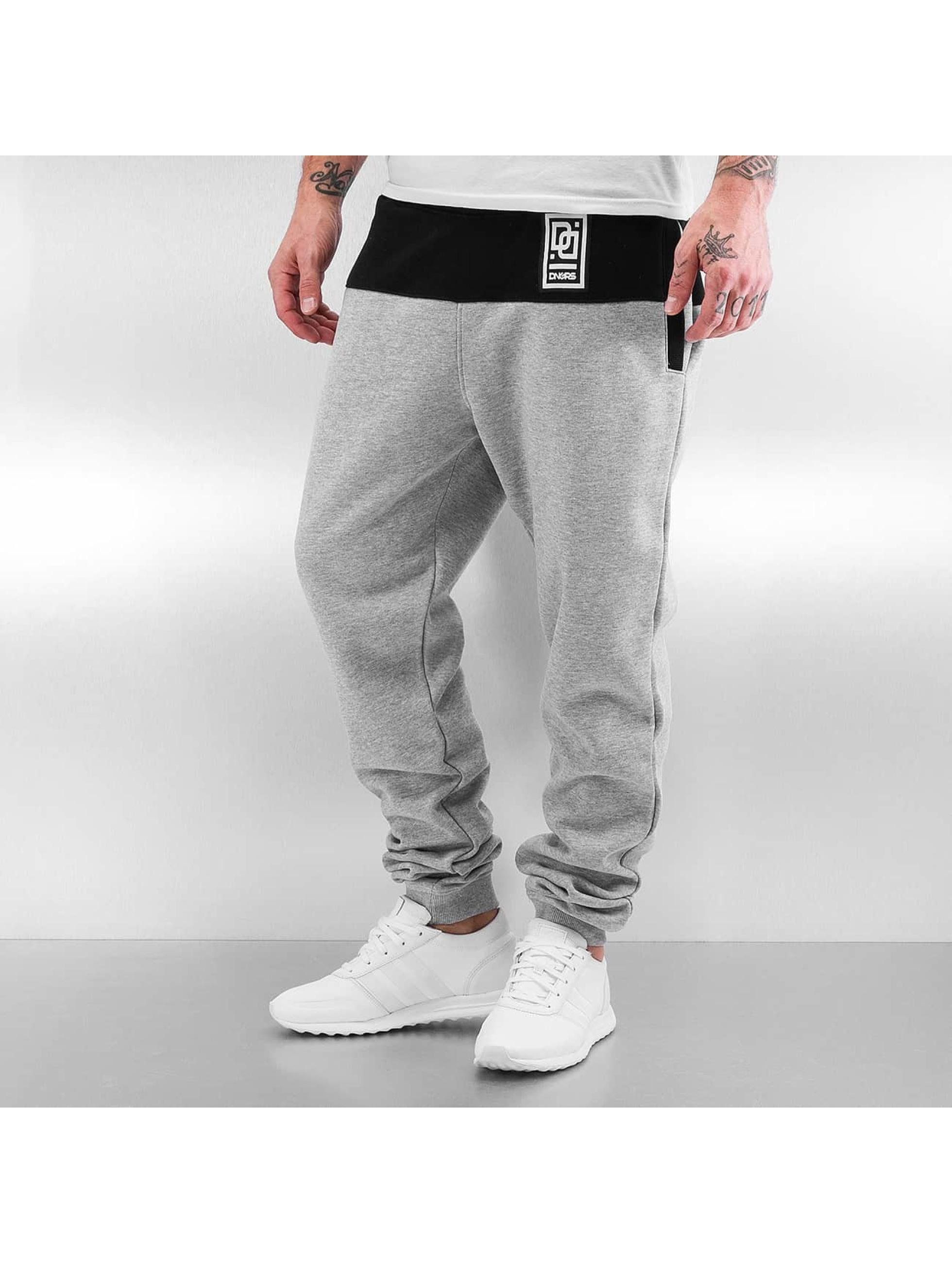 Dangerous DNGRS Спортивные брюки Chill серый