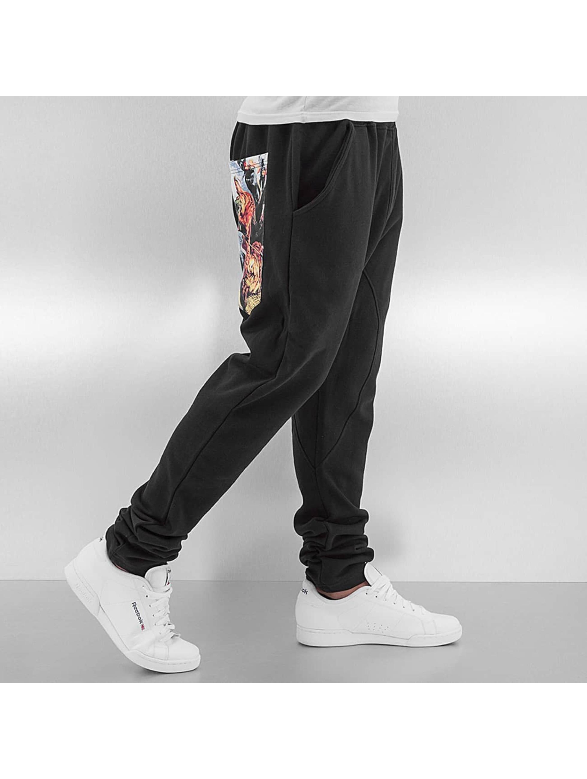 Dangerous DNGRS Спортивные брюки Tiger черный