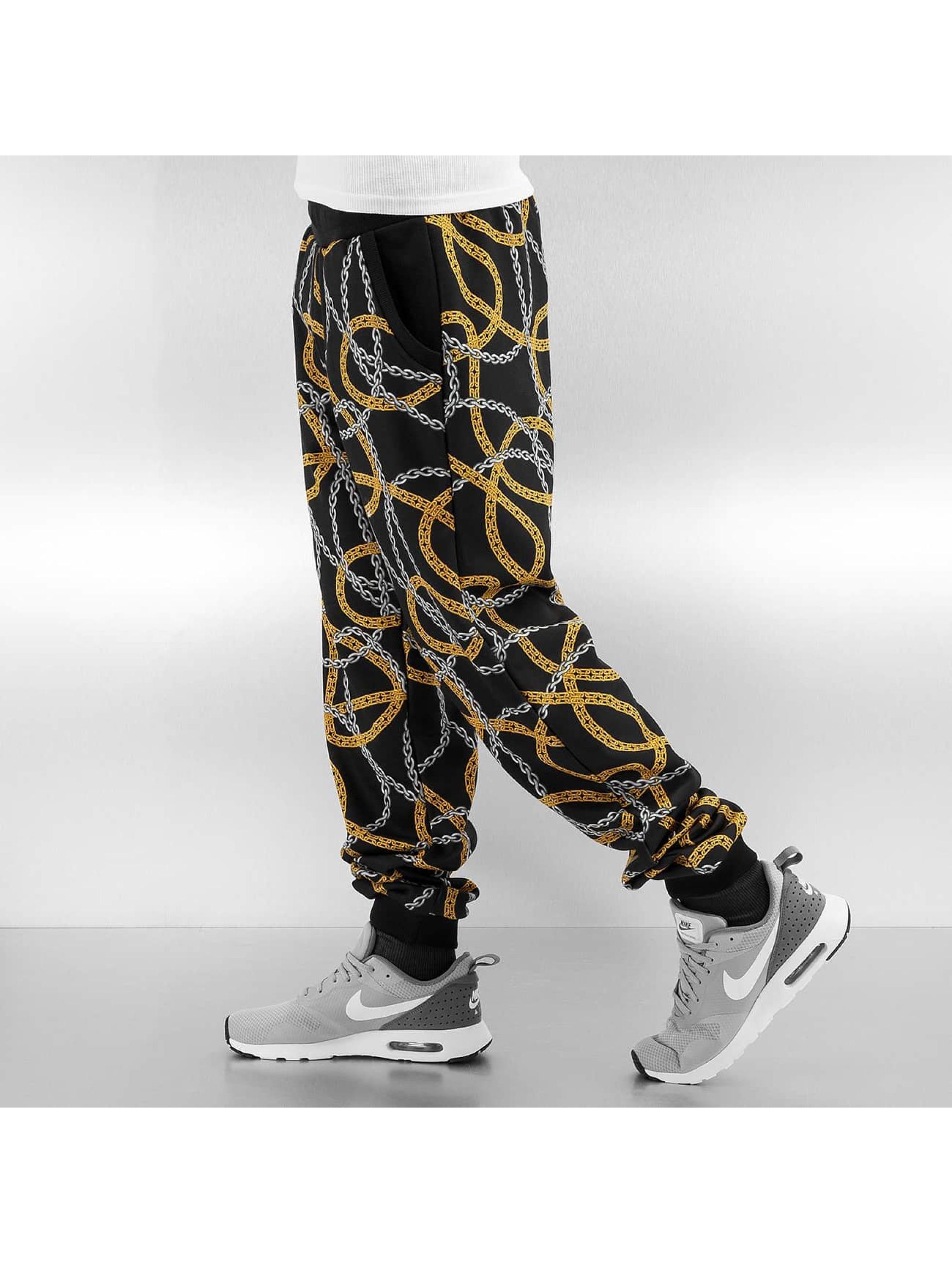 Dangerous DNGRS Спортивные брюки Chains черный