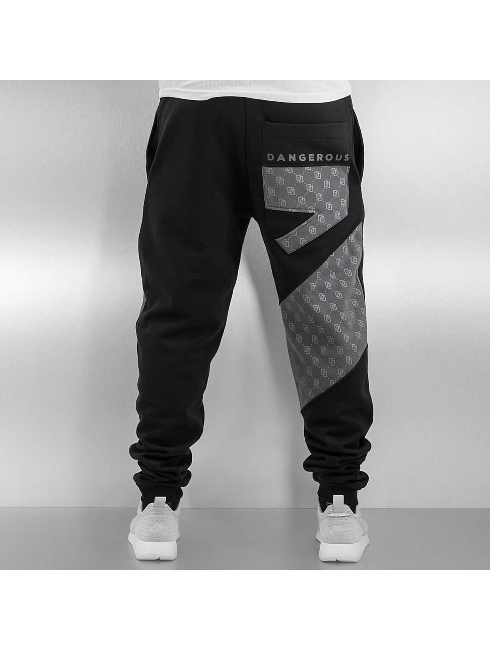 Dangerous DNGRS Спортивные брюки Small Symbols черный