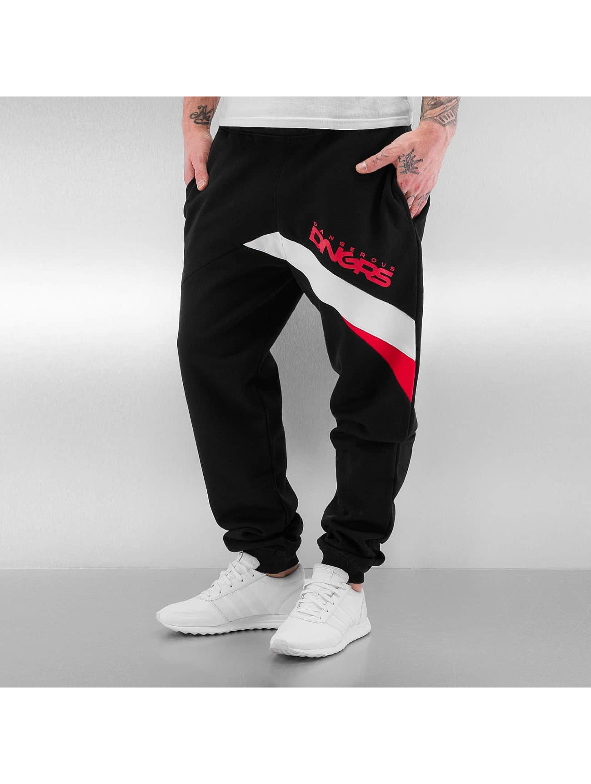 Dangerous DNGRS Спортивные брюки Martin черный