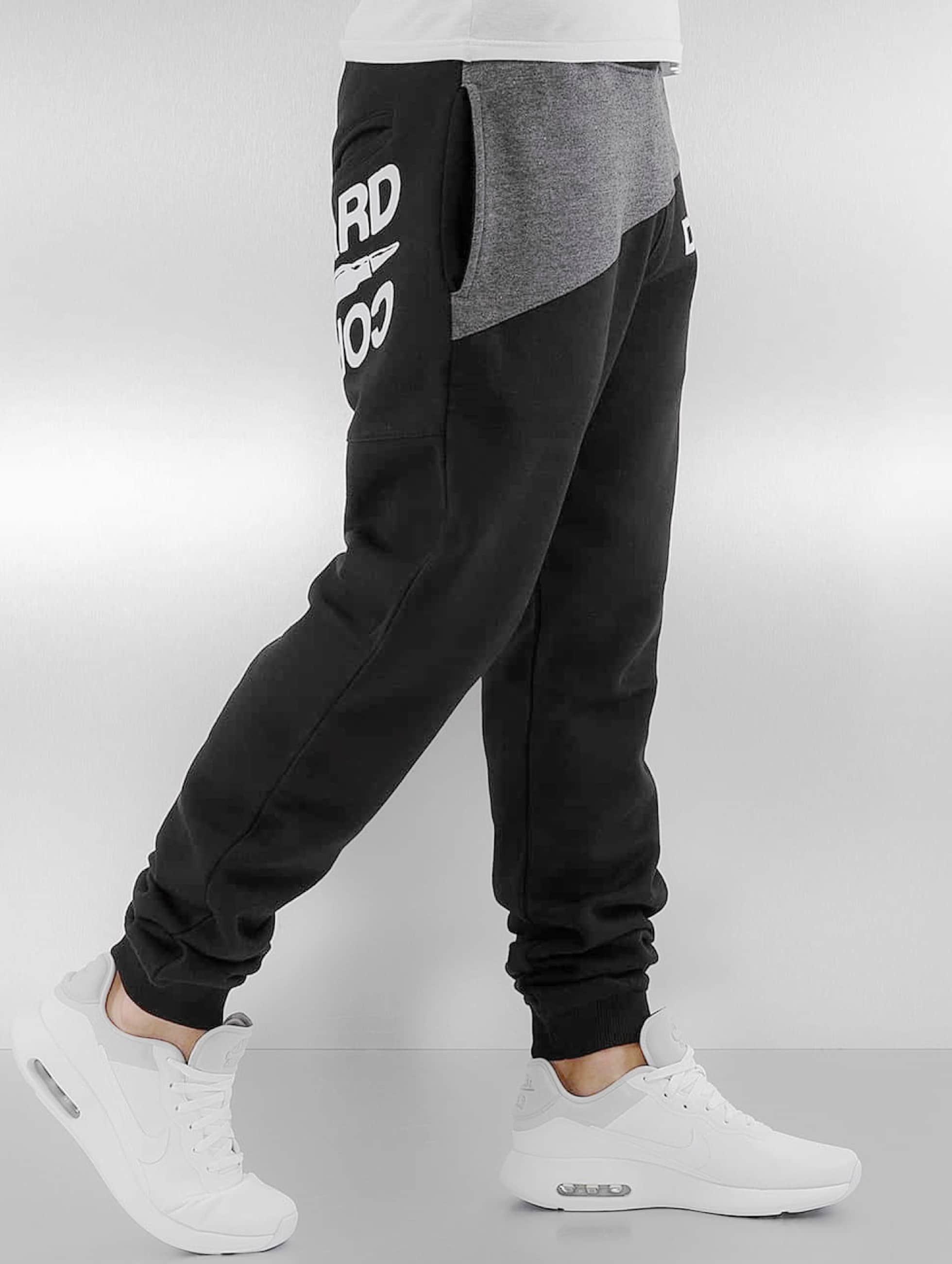 Dangerous DNGRS Спортивные брюки Hardcore черный