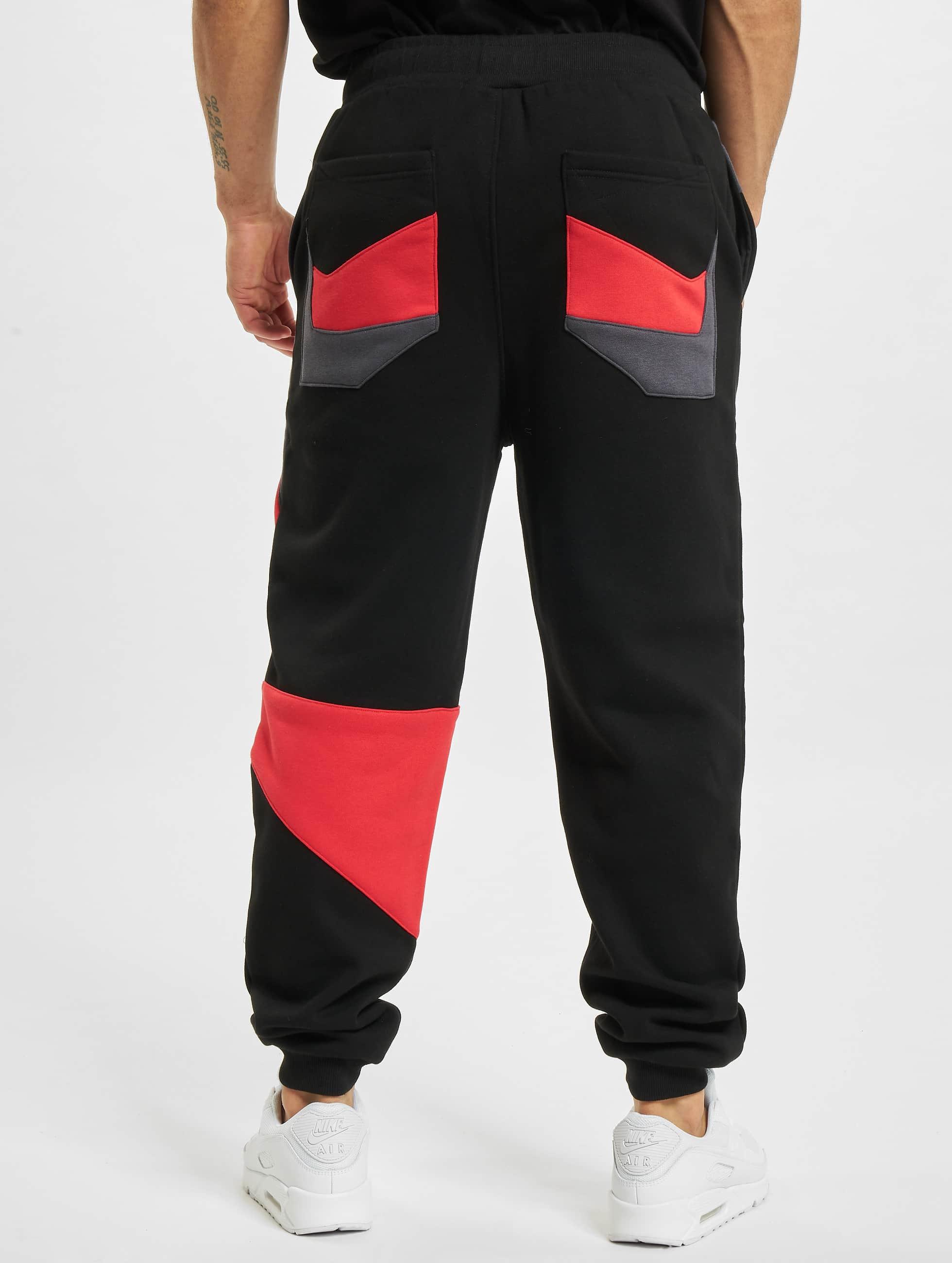 Dangerous DNGRS Спортивные брюки Race City черный