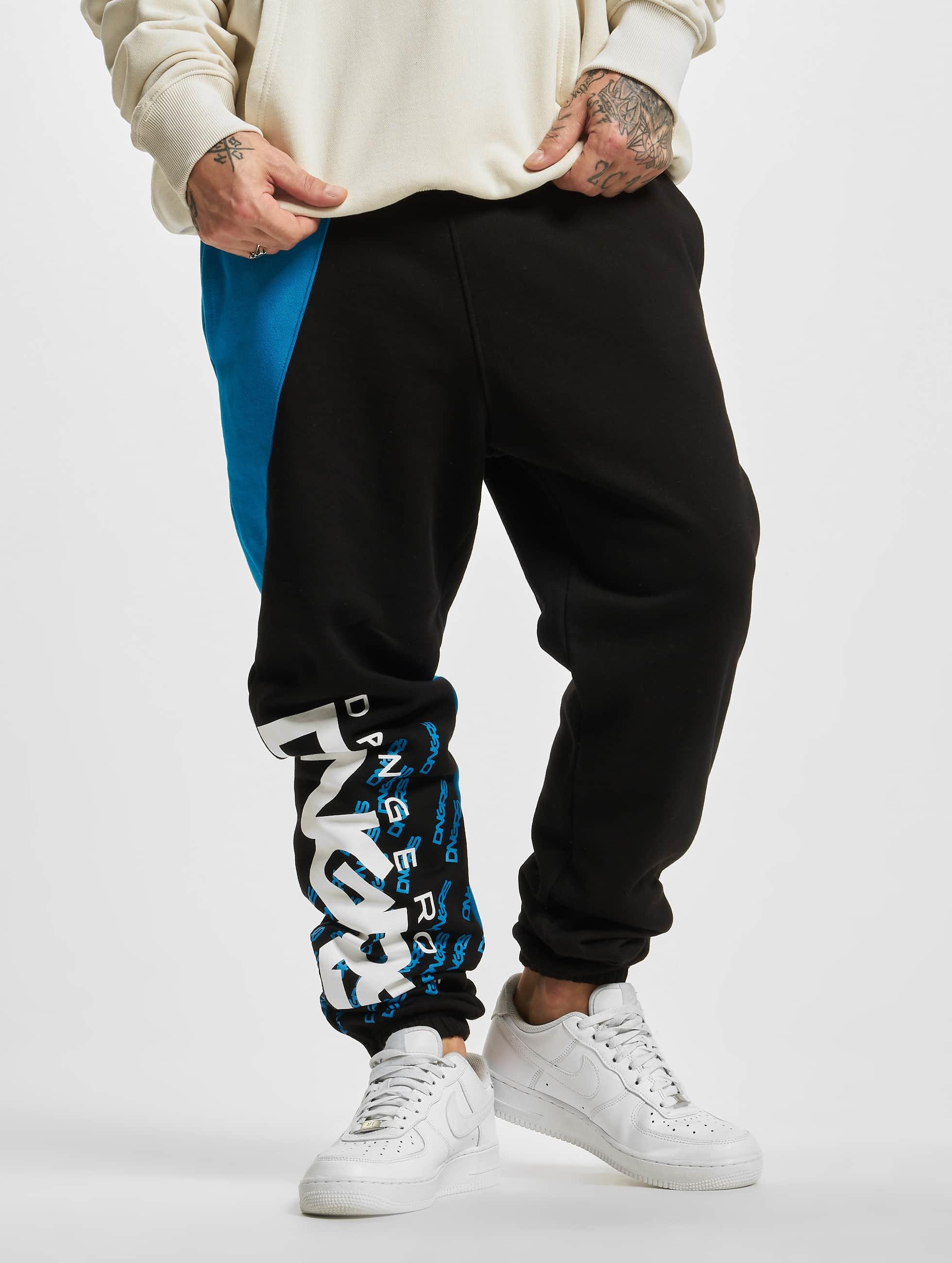 Dangerous DNGRS Спортивные брюки Noah черный
