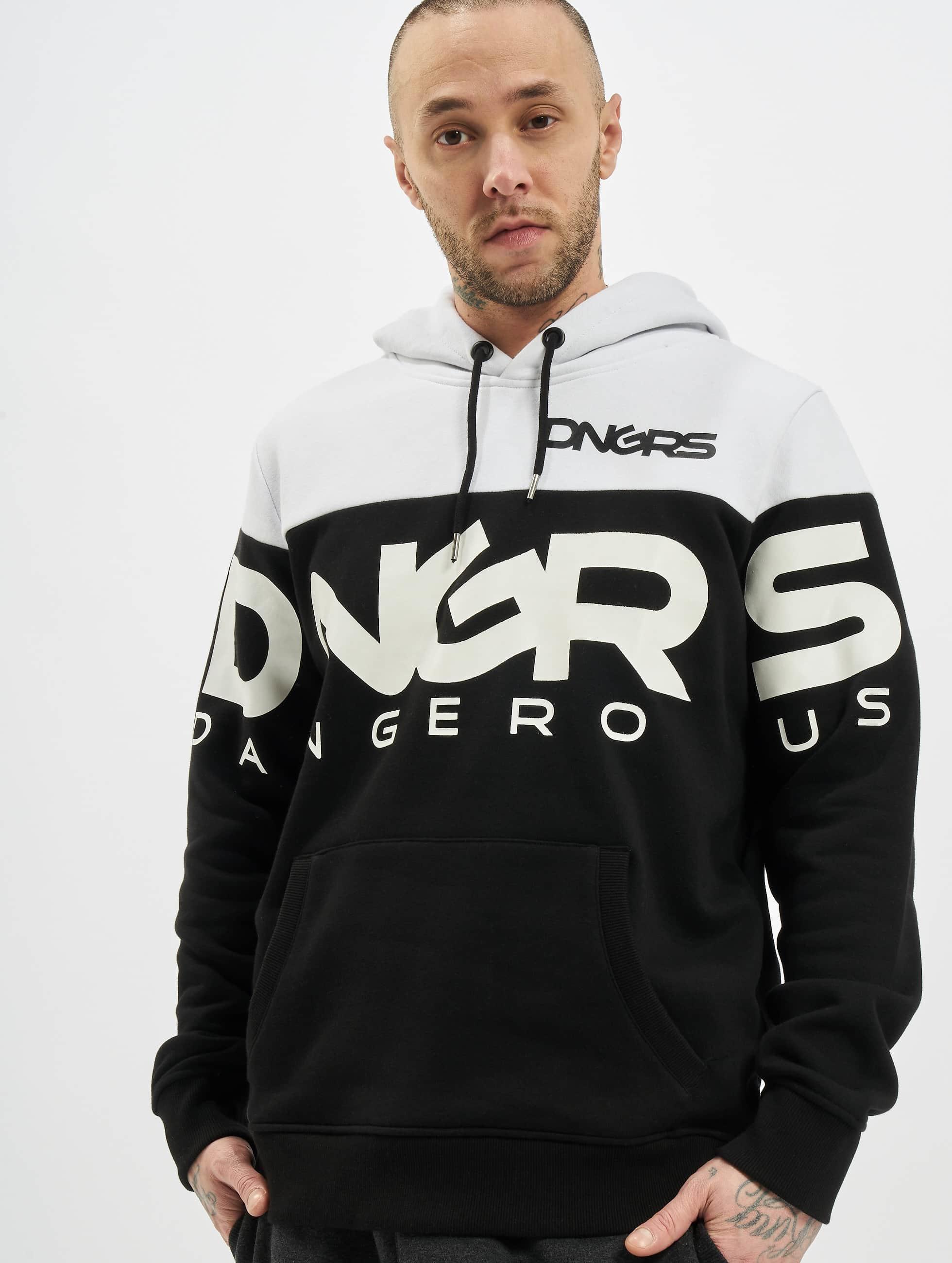 Dangerous DNGRS Толстовка Gino черный