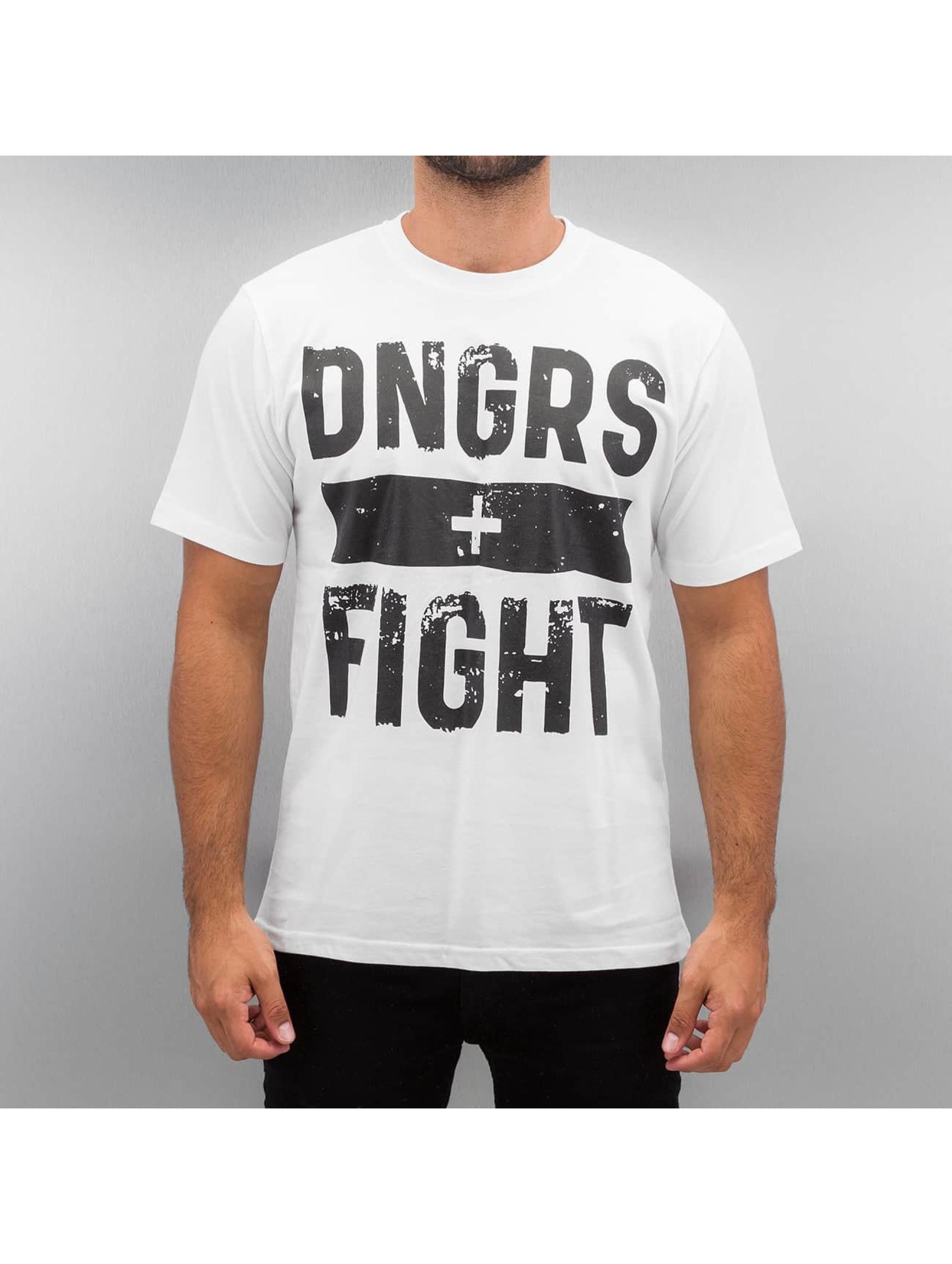 Dangerous DNGRS Футболка Fight белый