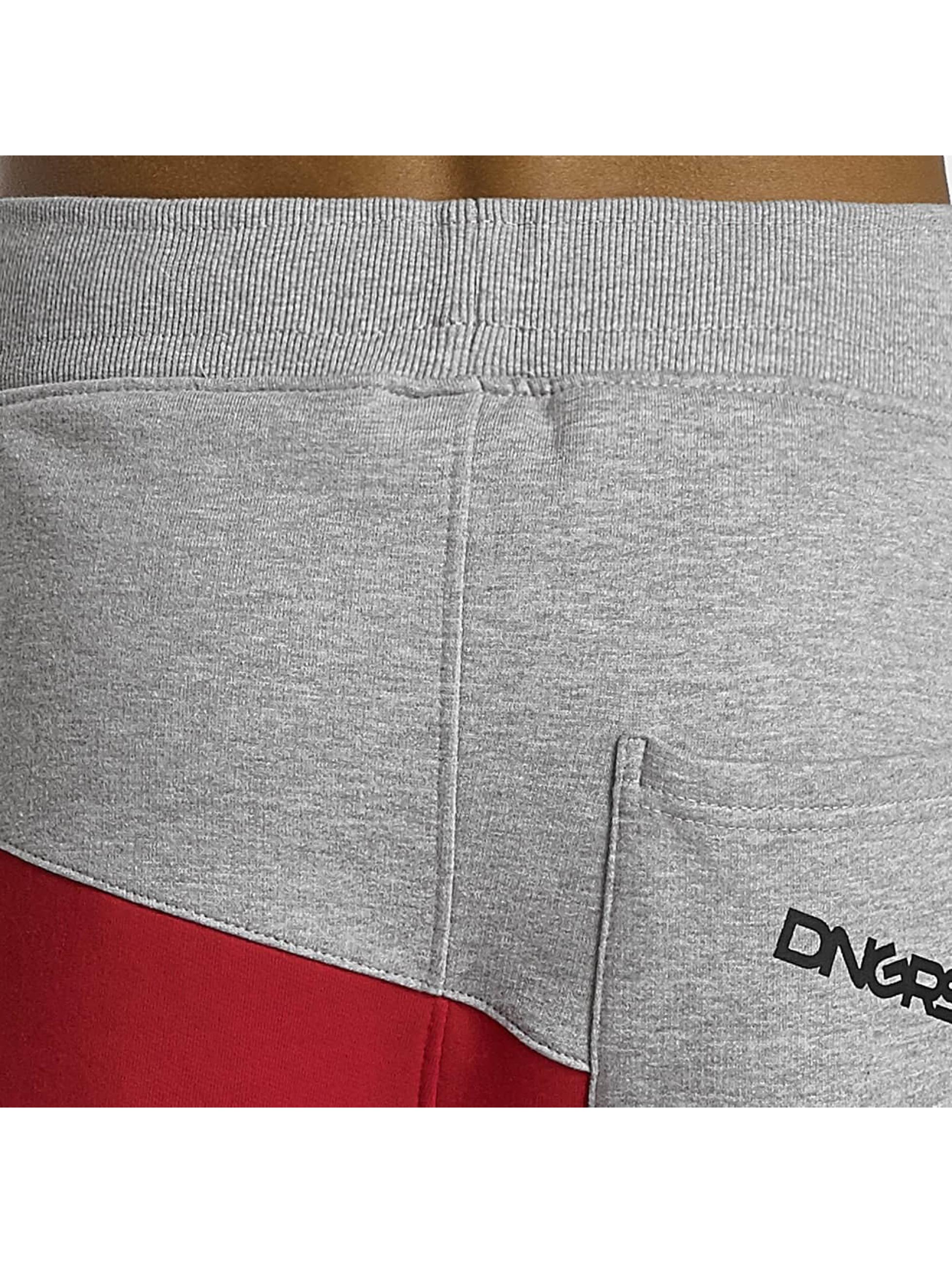 Dangerous DNGRS Anzug Tritop grau