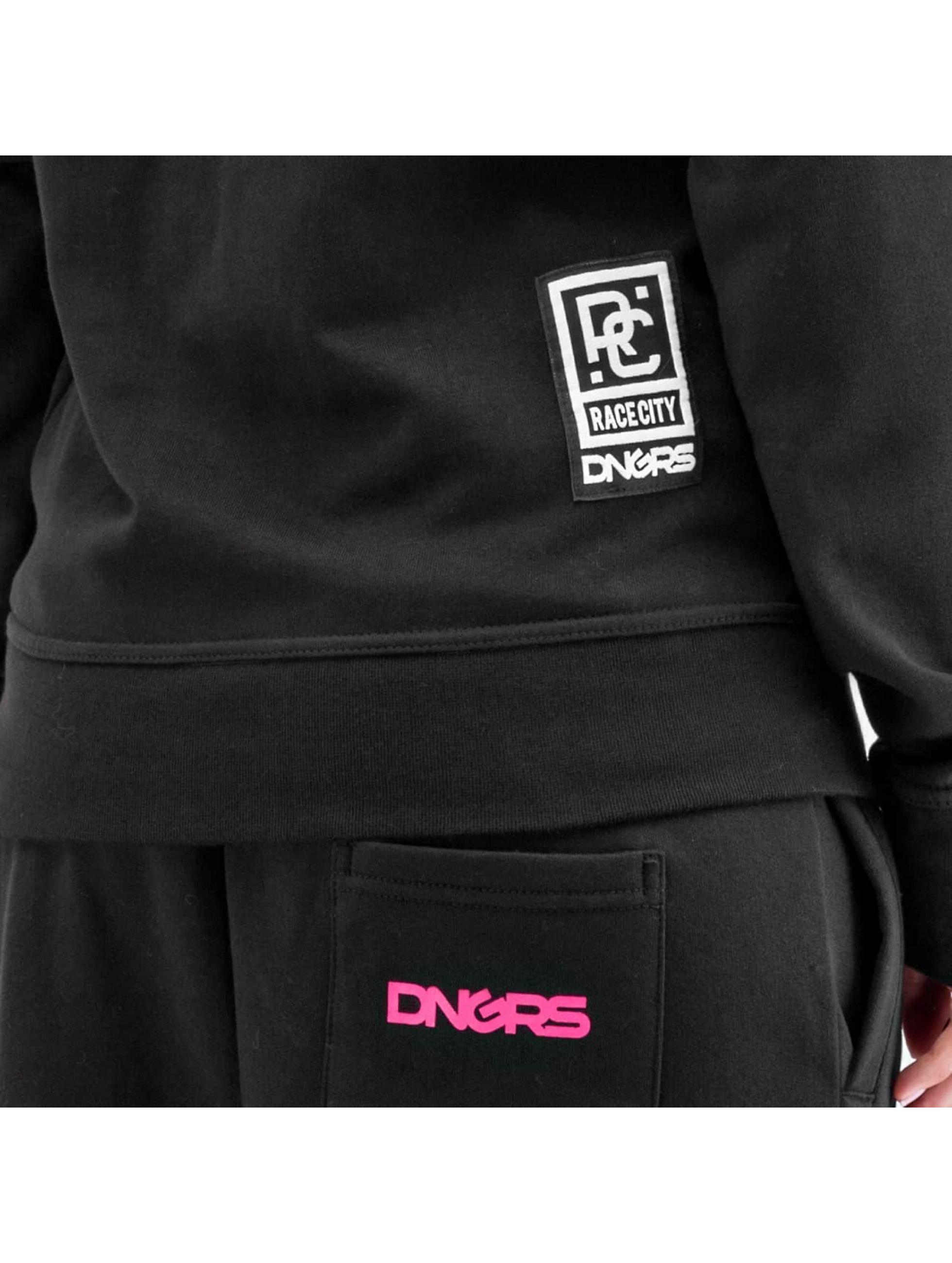 Dangerous DNGRS Anzug Oria schwarz