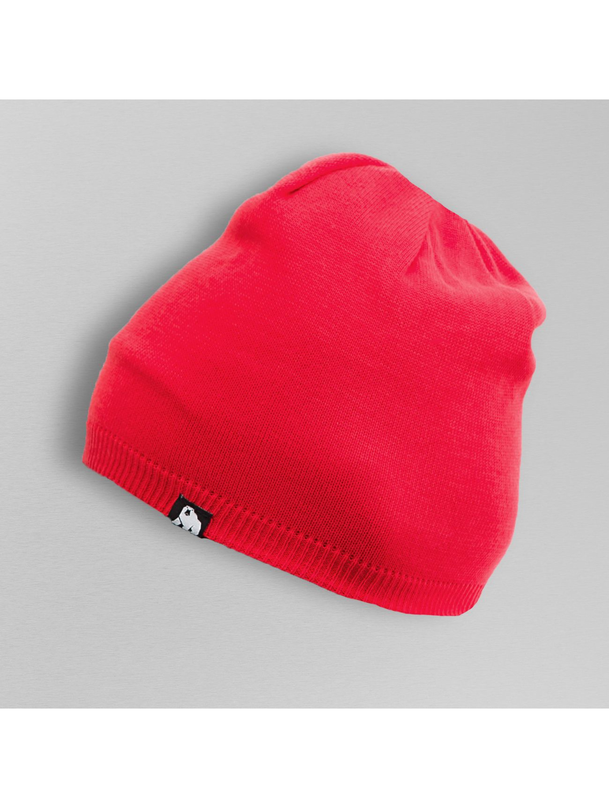 Dangerous DNGRS Beanie Plain Colour rood