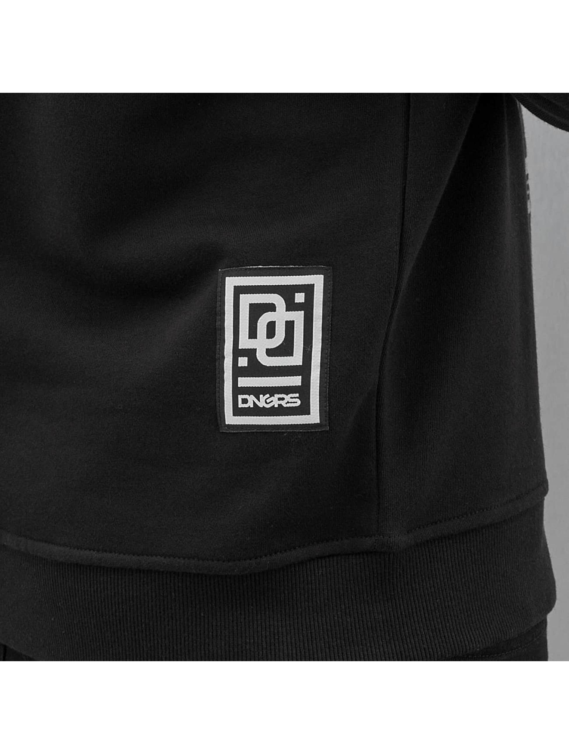 Dangerous DNGRS Bluzy z kapturem Uzi czarny