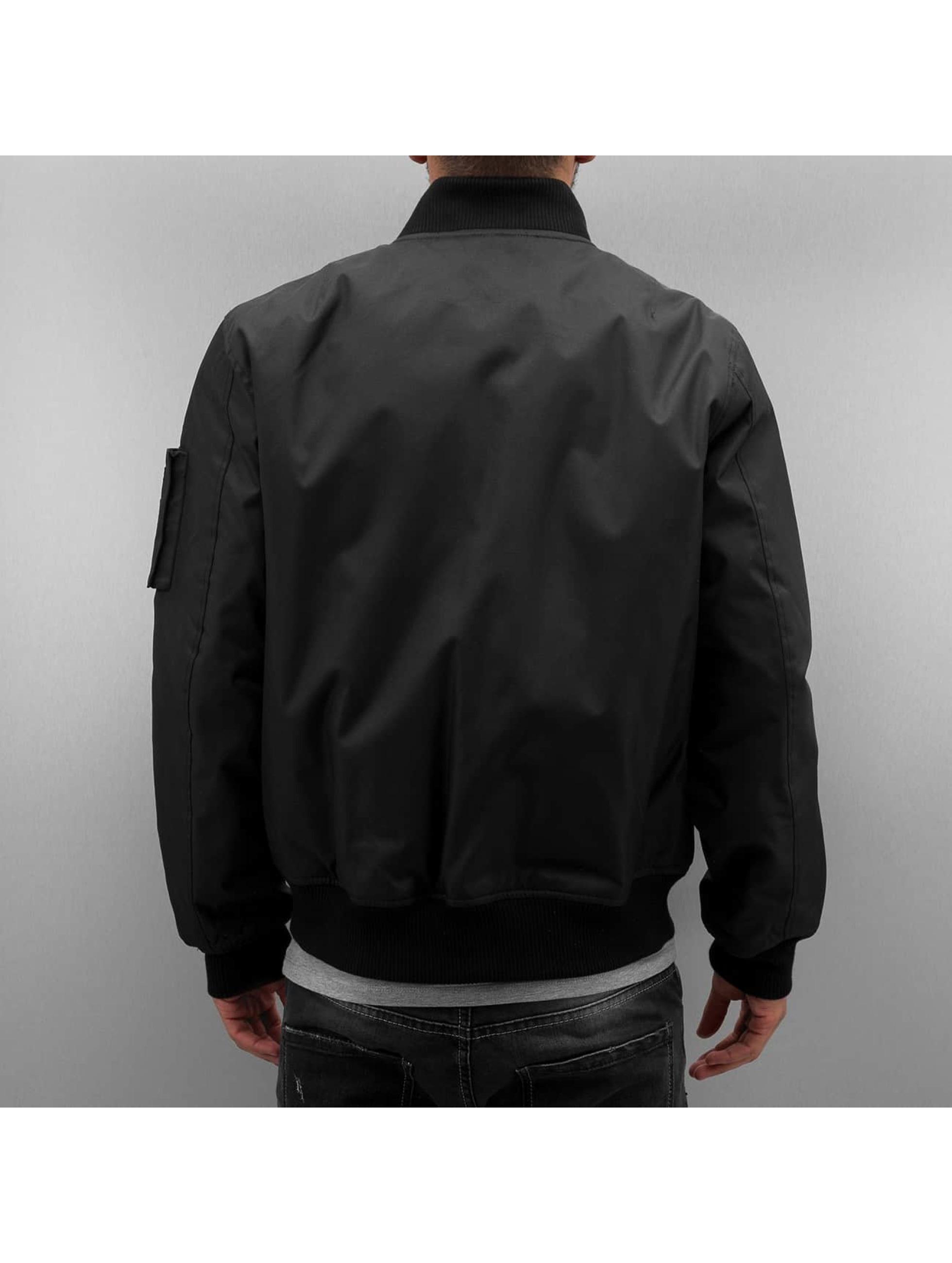 Dangerous DNGRS Bomber jacket Classic black