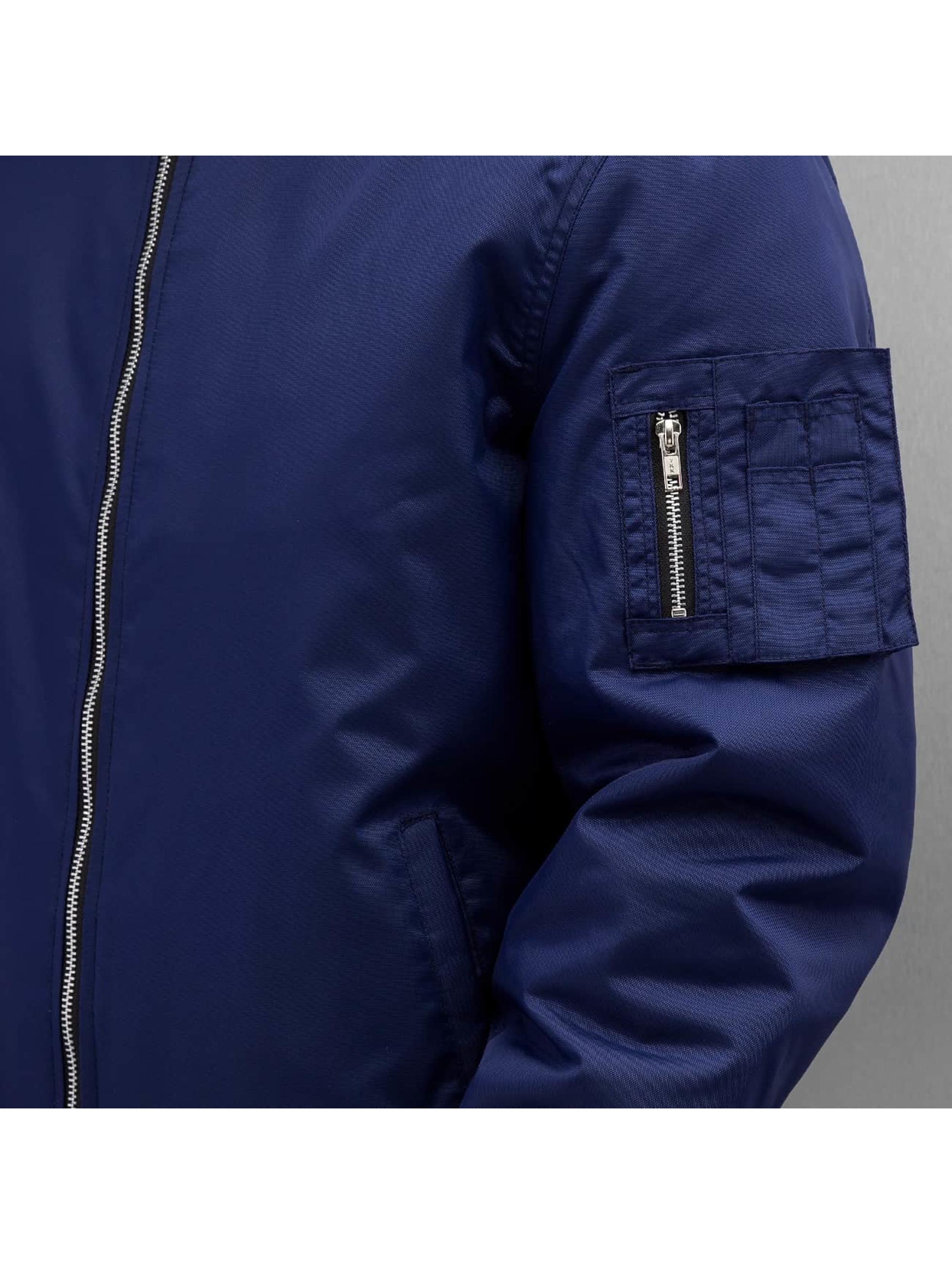 Dangerous DNGRS Bomber jacket Classic blue