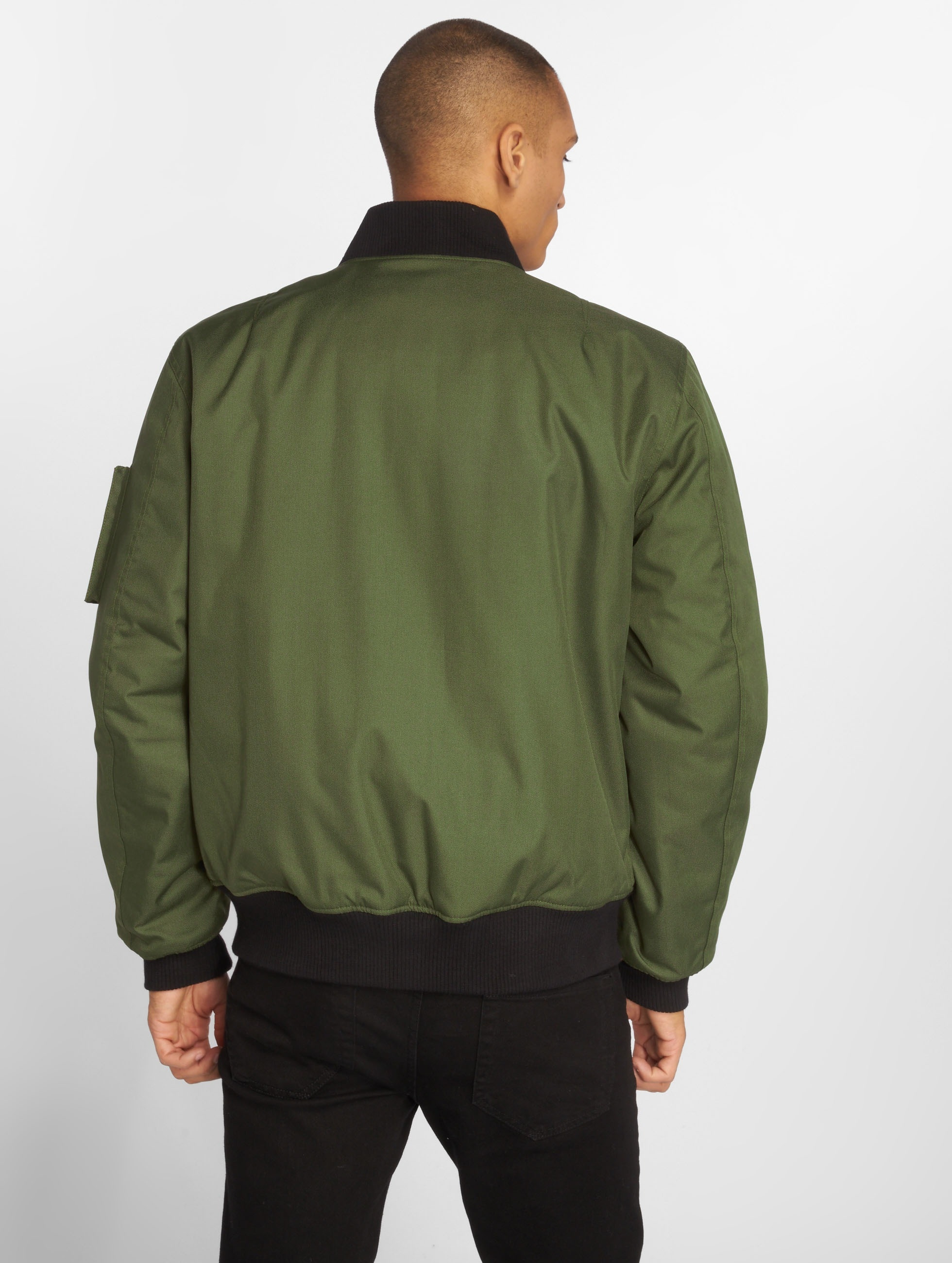 Dangerous DNGRS Bomber jacket Classic olive