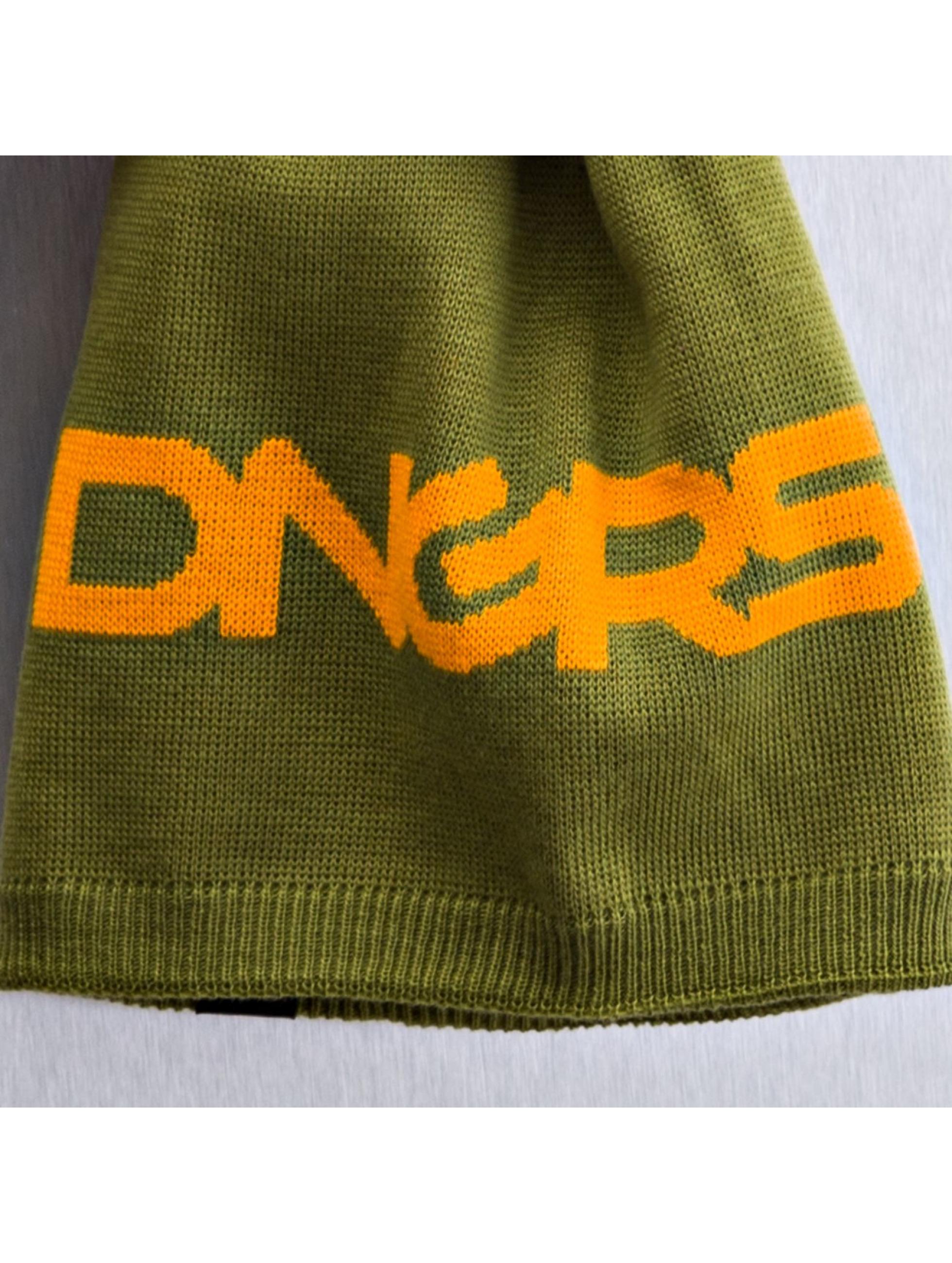 Dangerous DNGRS Bonnet Logo vert