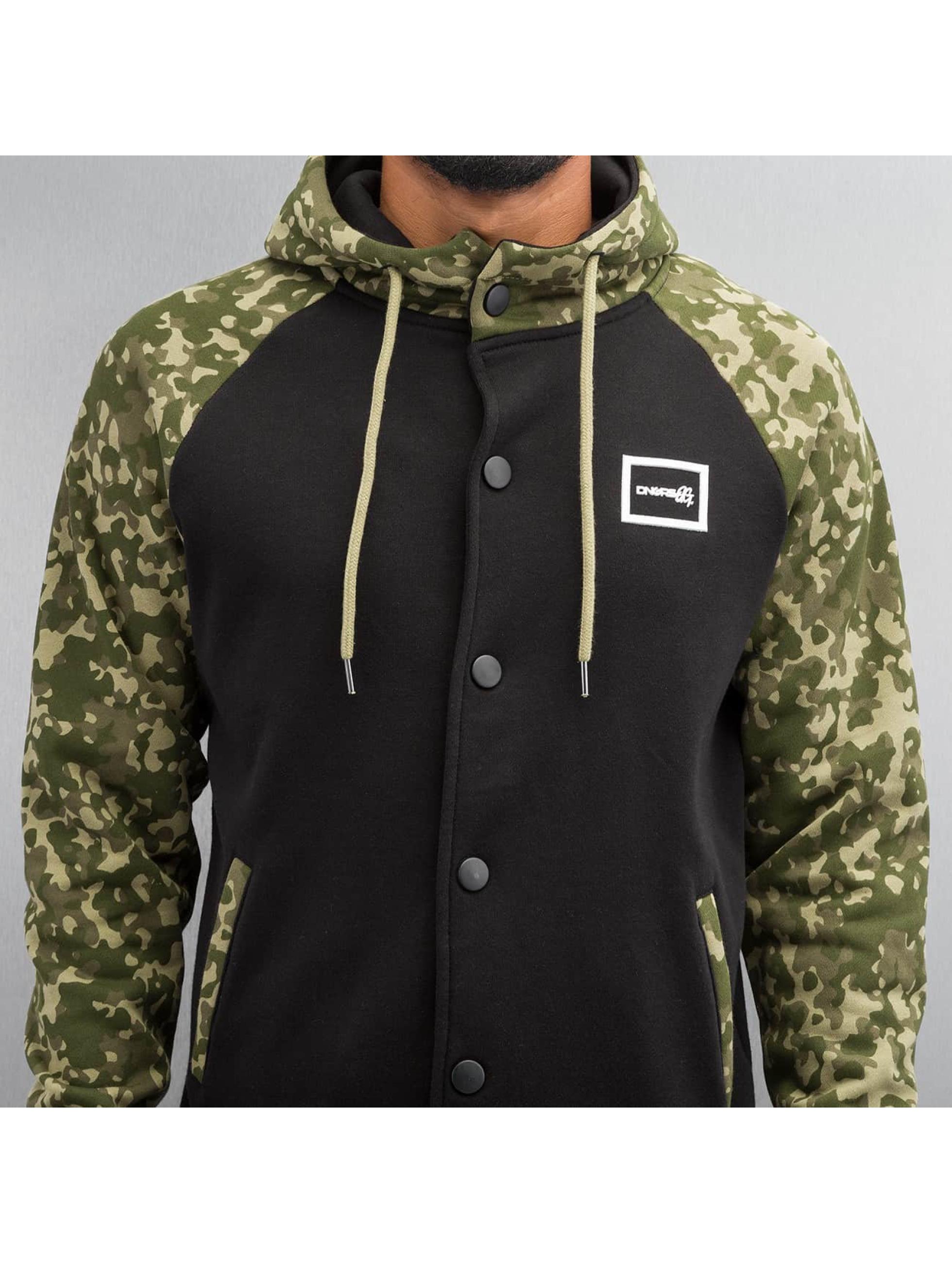 Dangerous DNGRS College Jacket Ralan black