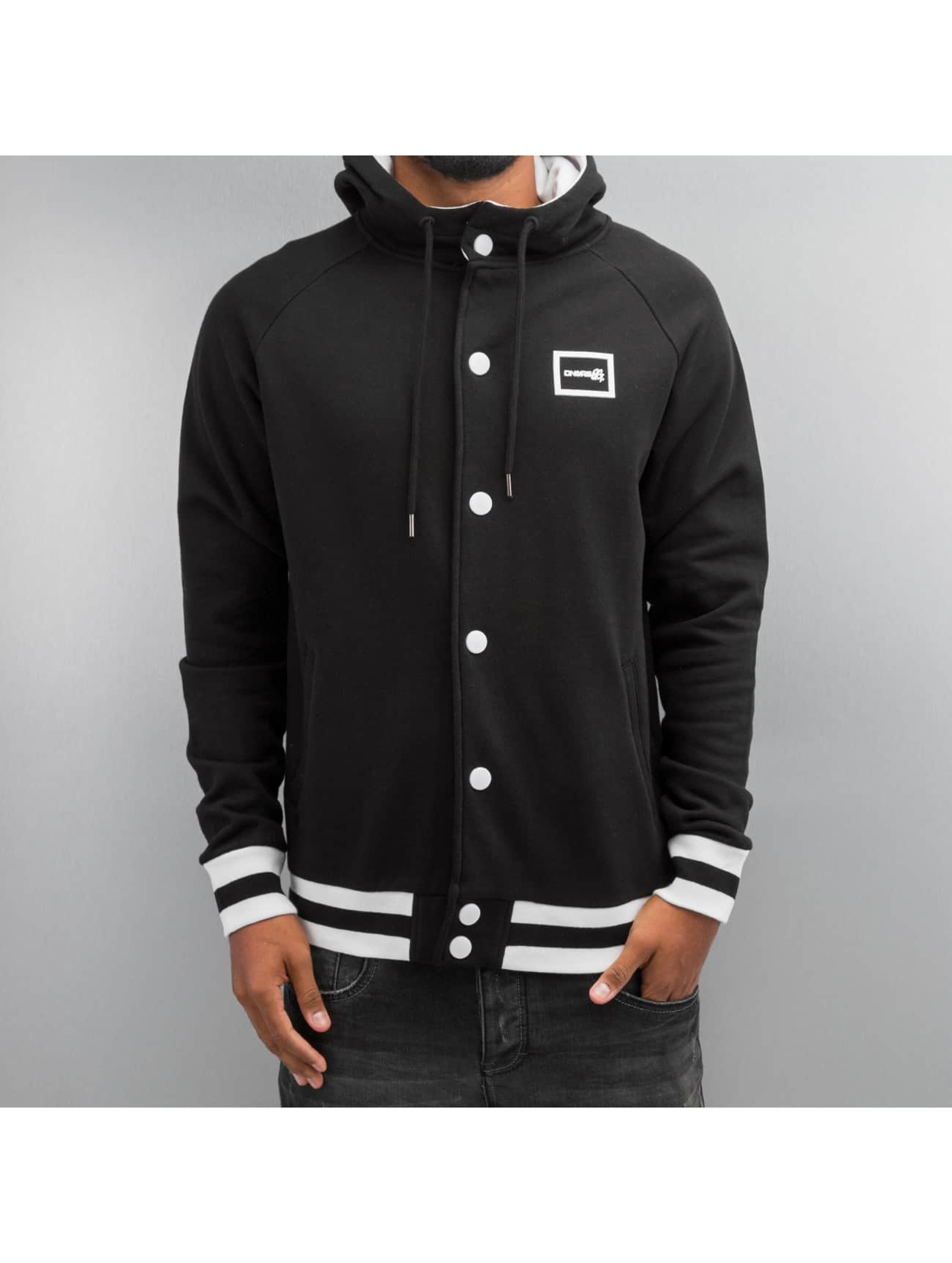Dangerous DNGRS College Jacket Raglan black