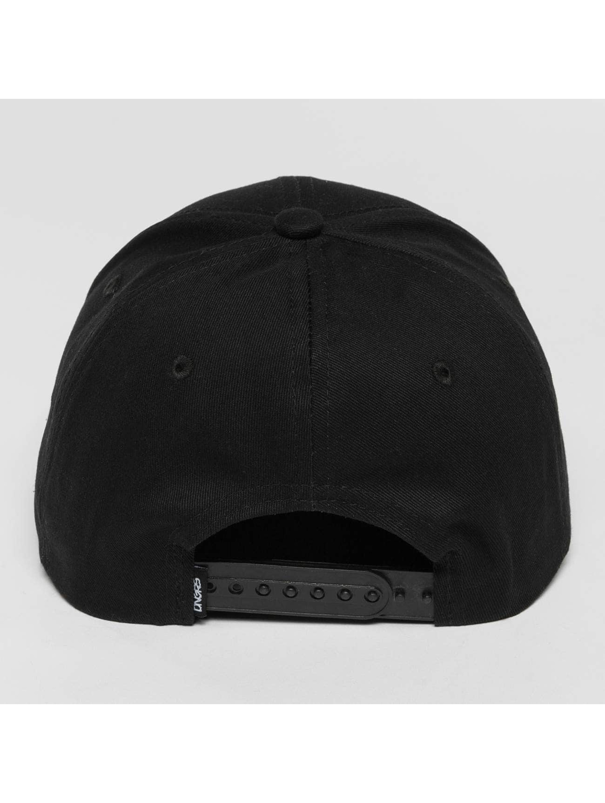 Dangerous DNGRS Fitted Cap Collos black