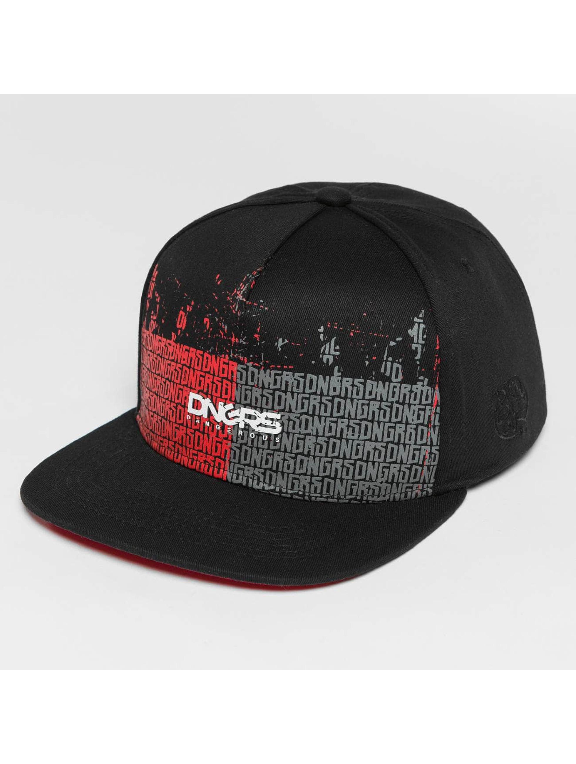 Dangerous DNGRS Flexfitted Cap CTwoblock black