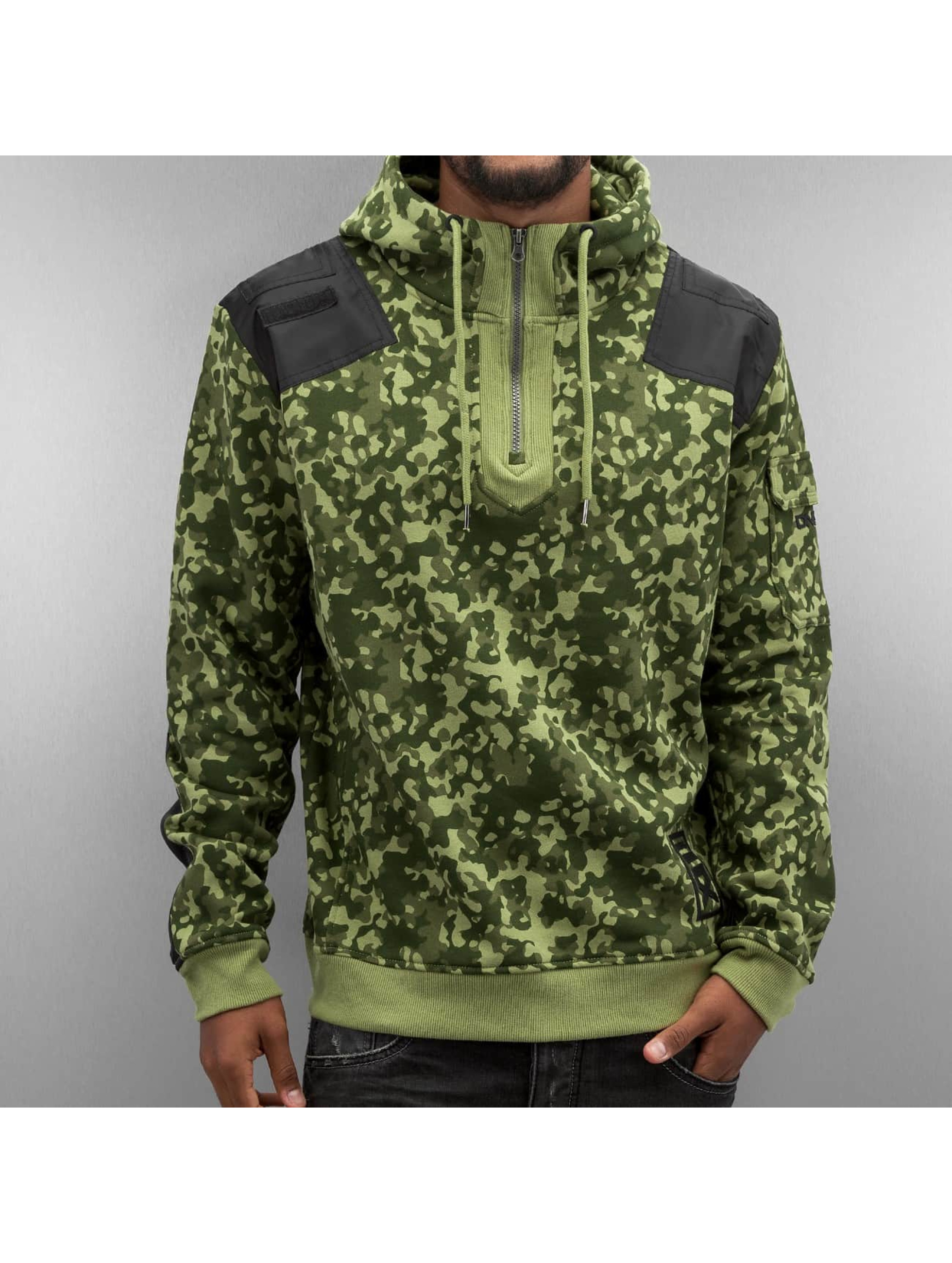 Hoody Necati in camouflage
