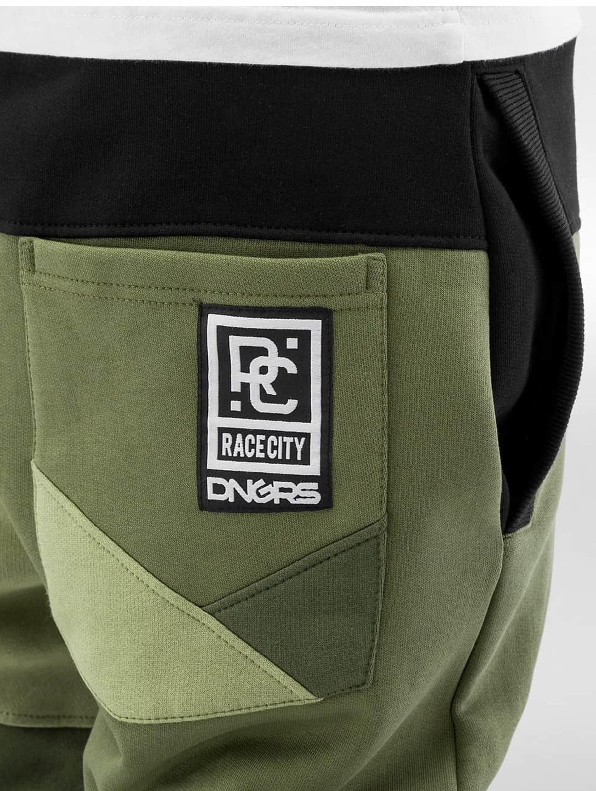 Dangerous DNGRS Jogging Locotay Race City olive
