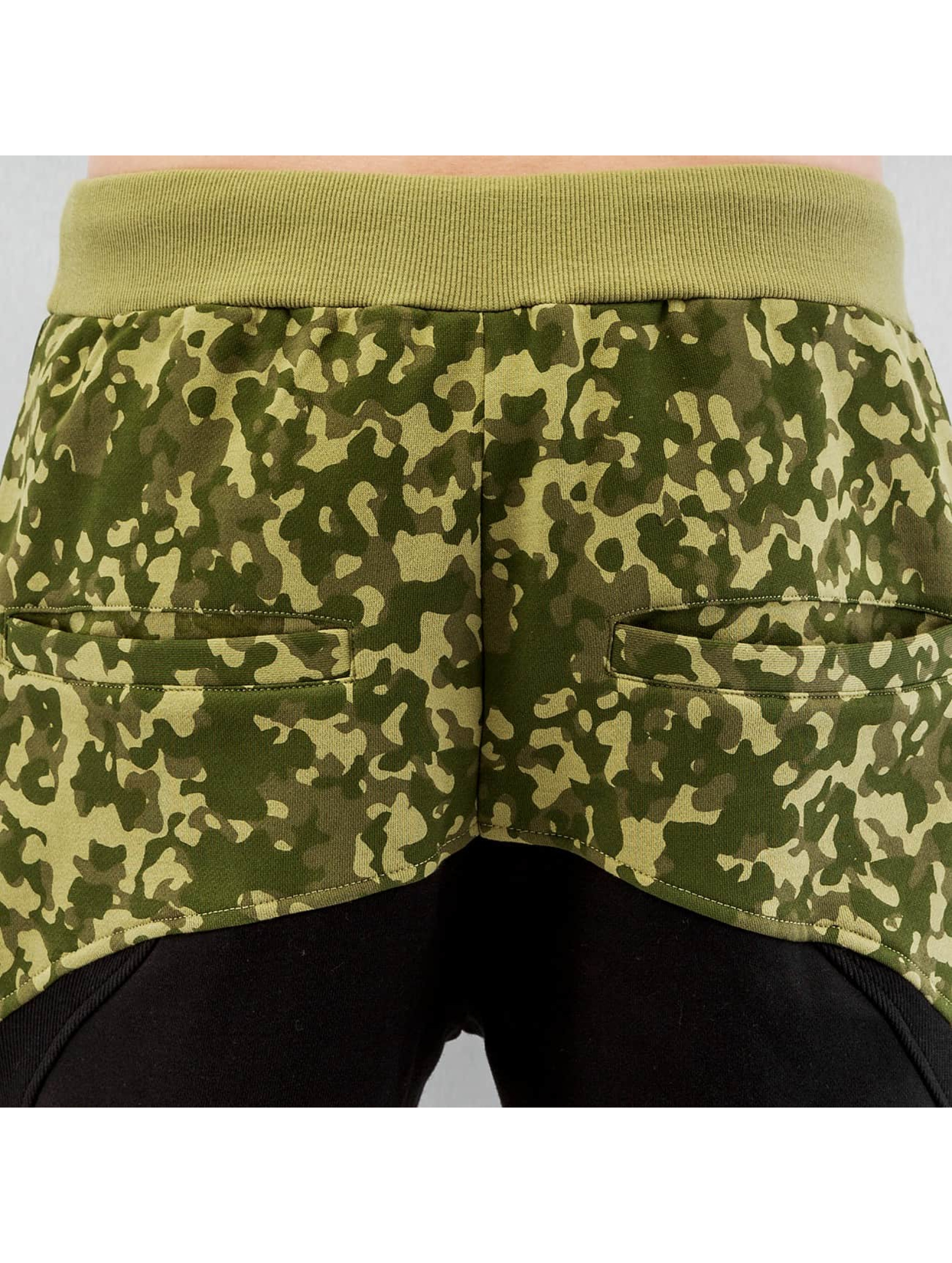 Dangerous DNGRS joggingbroek Spandau camouflage