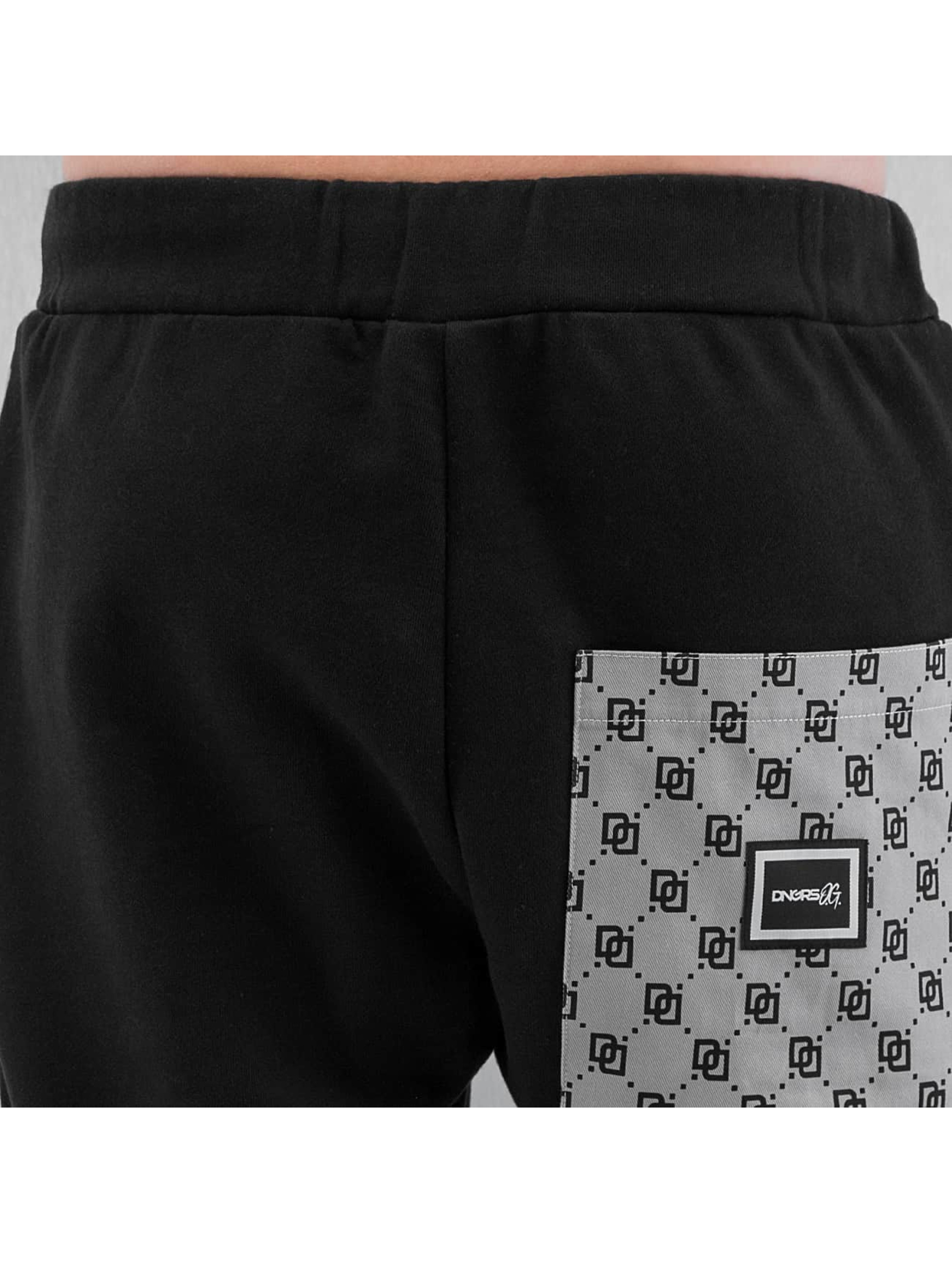Dangerous DNGRS joggingbroek Mini Logo zwart
