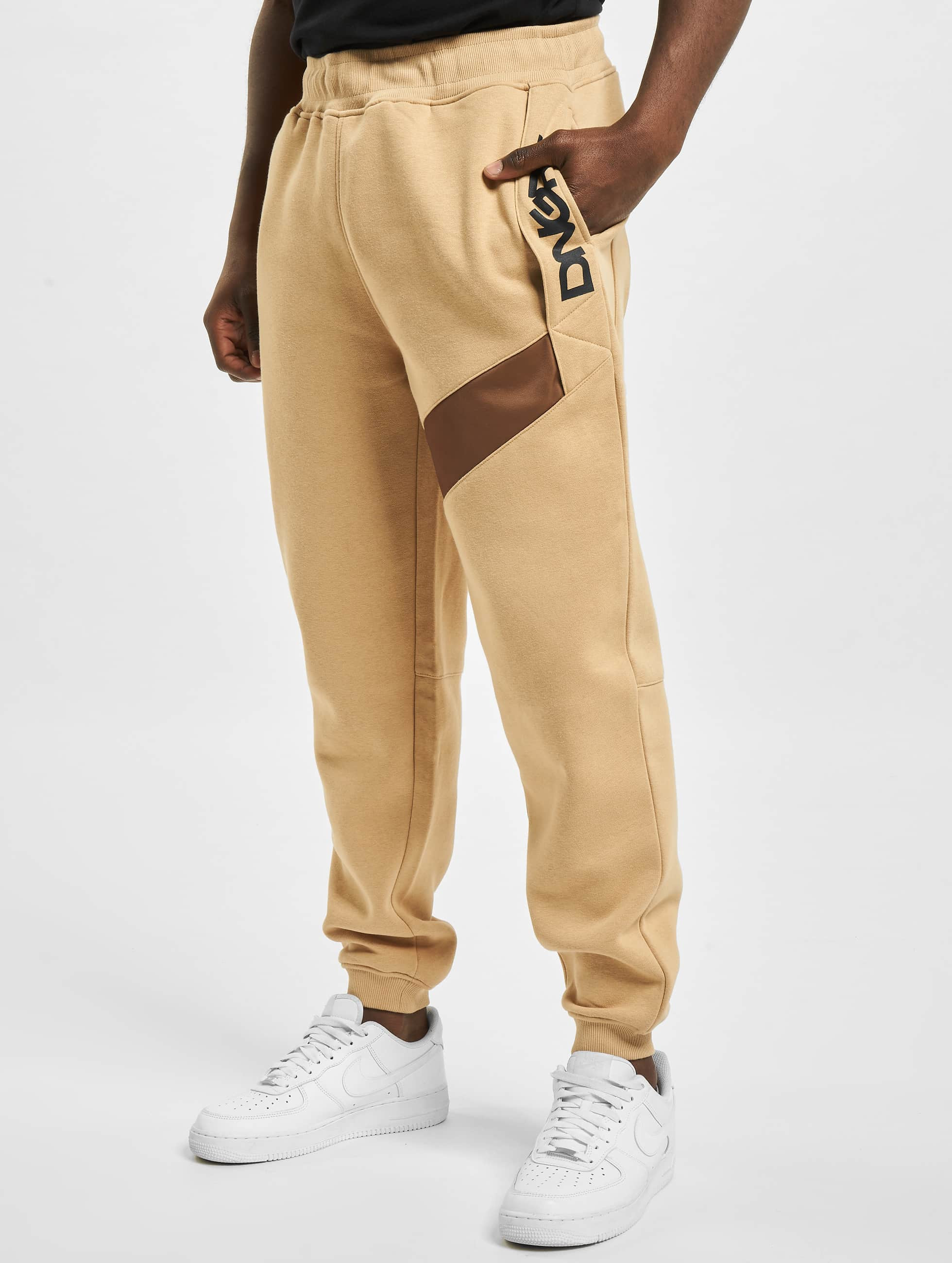 Dangerous DNGRS Joggingbyxor New Pockets beige