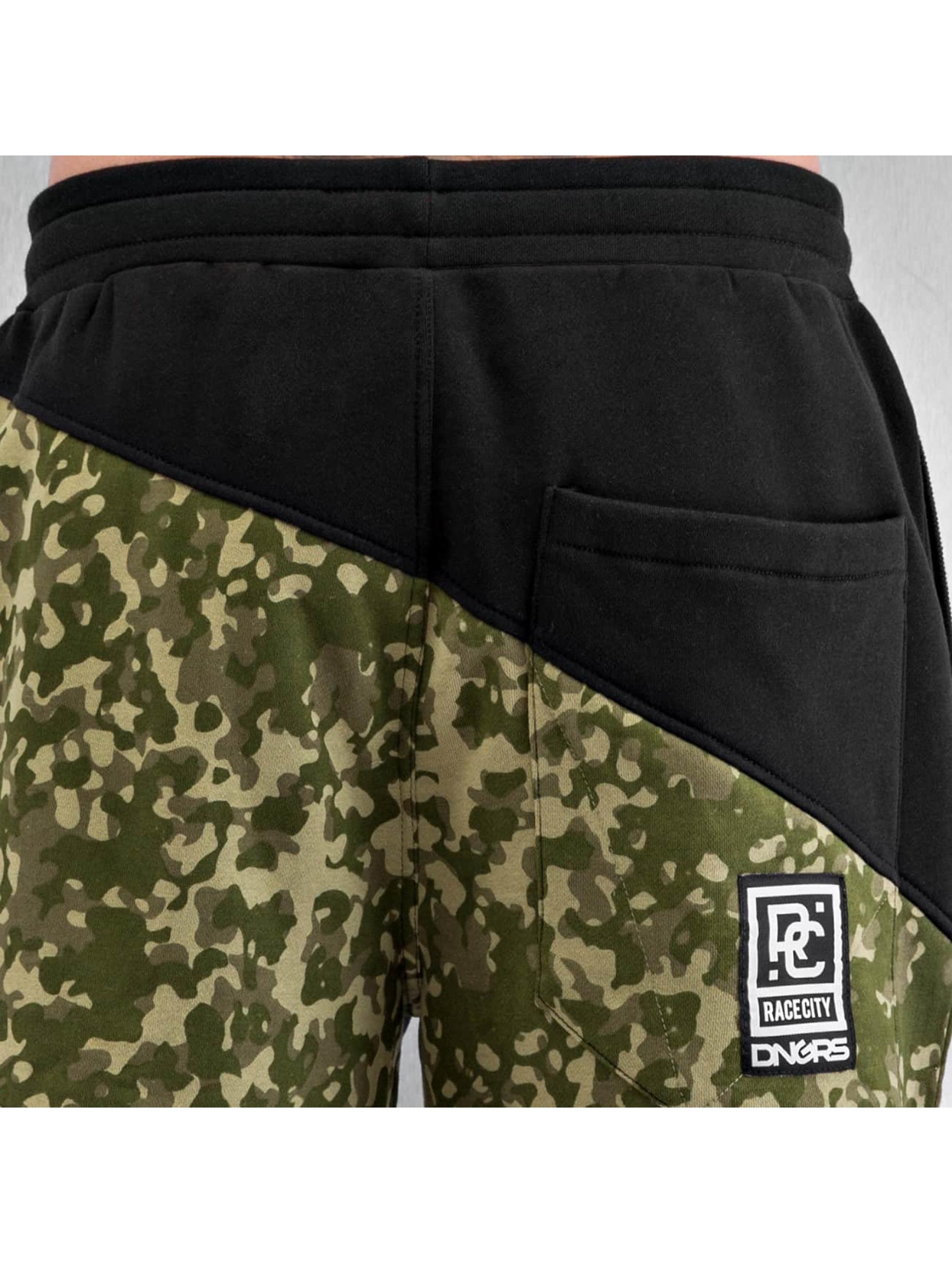 Dangerous DNGRS Jogginghose Toco camouflage
